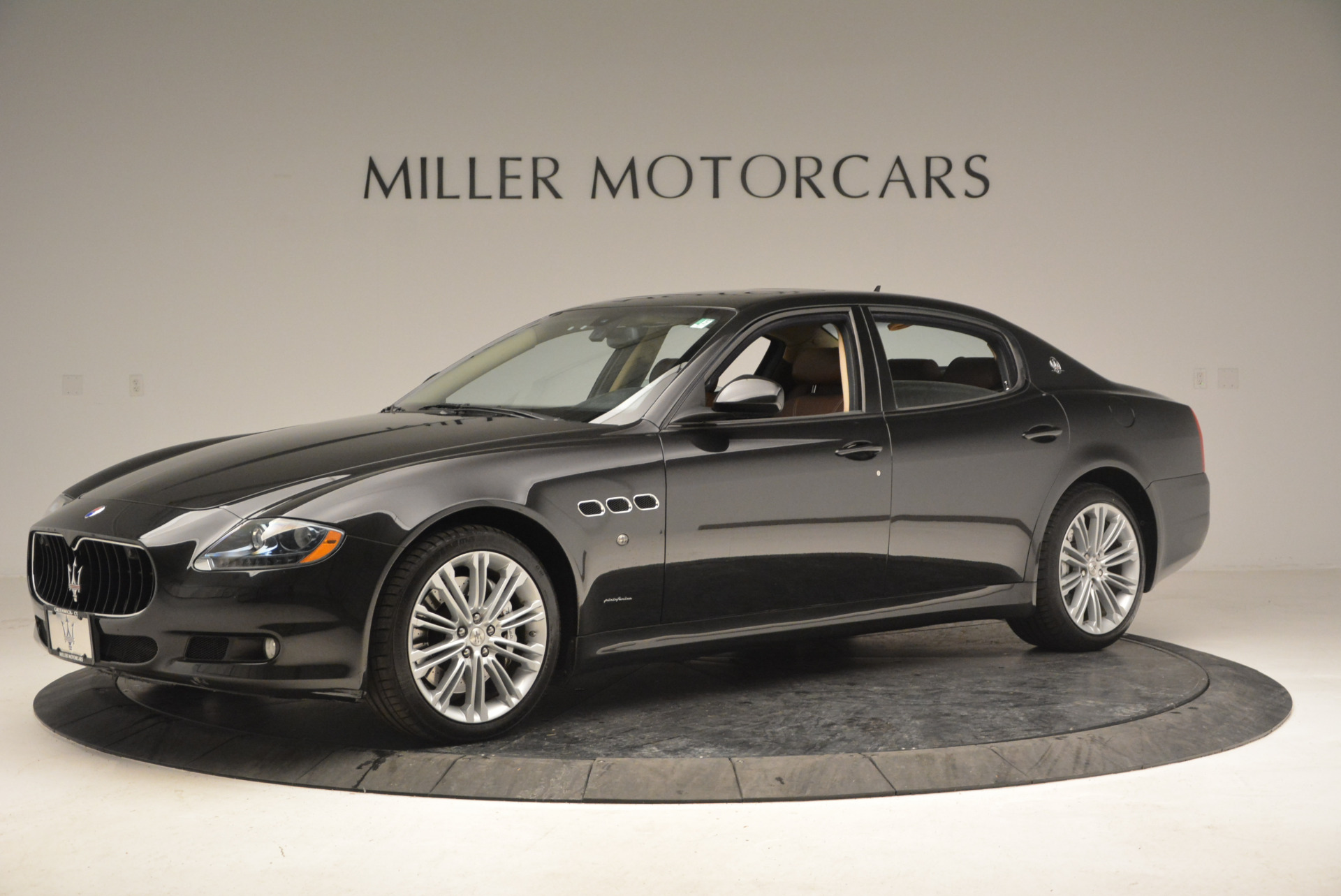 Used 2013 Maserati Quattroporte S For Sale In Westport, CT 1012_p2