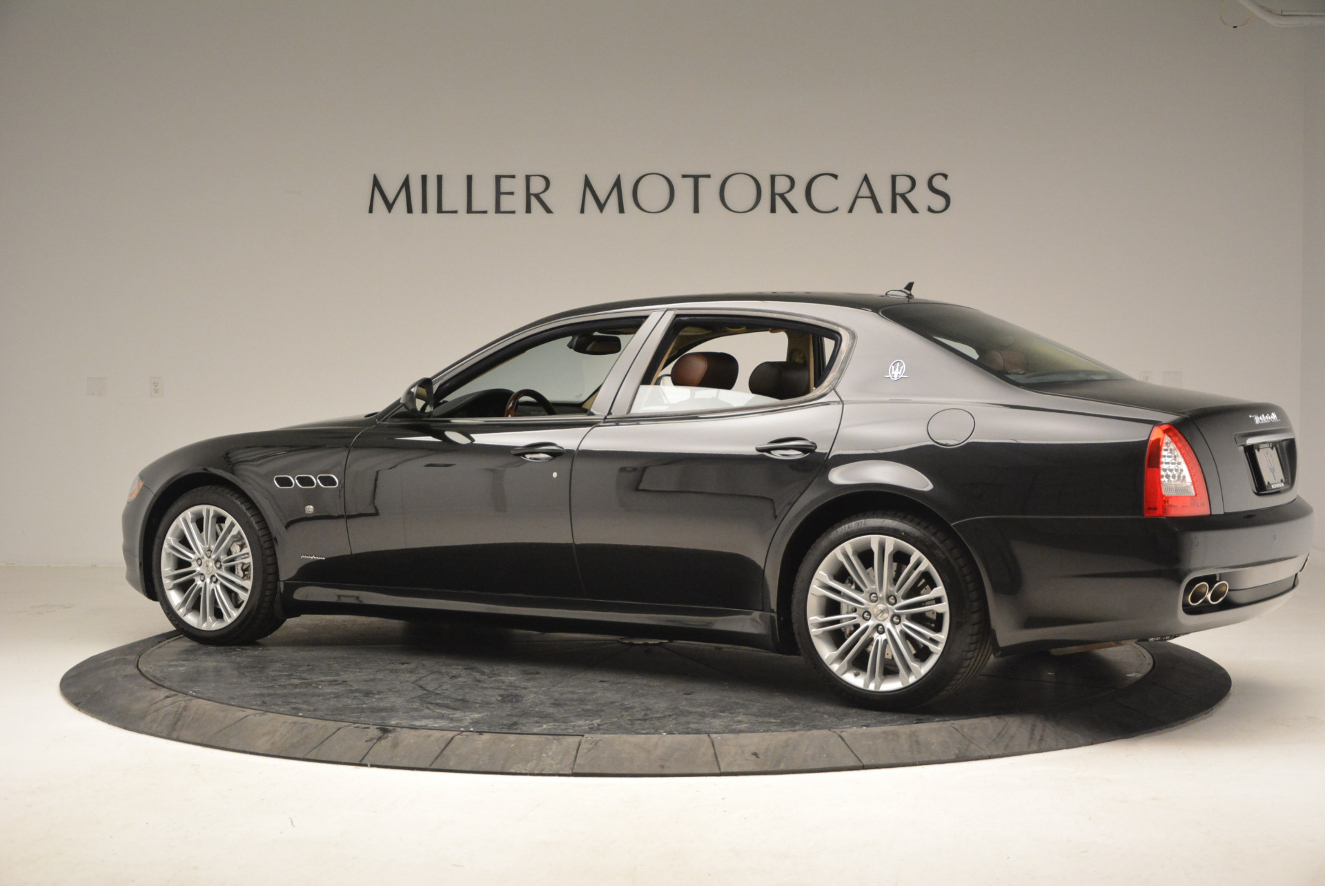 Used 2013 Maserati Quattroporte S For Sale In Westport, CT 1012_p4