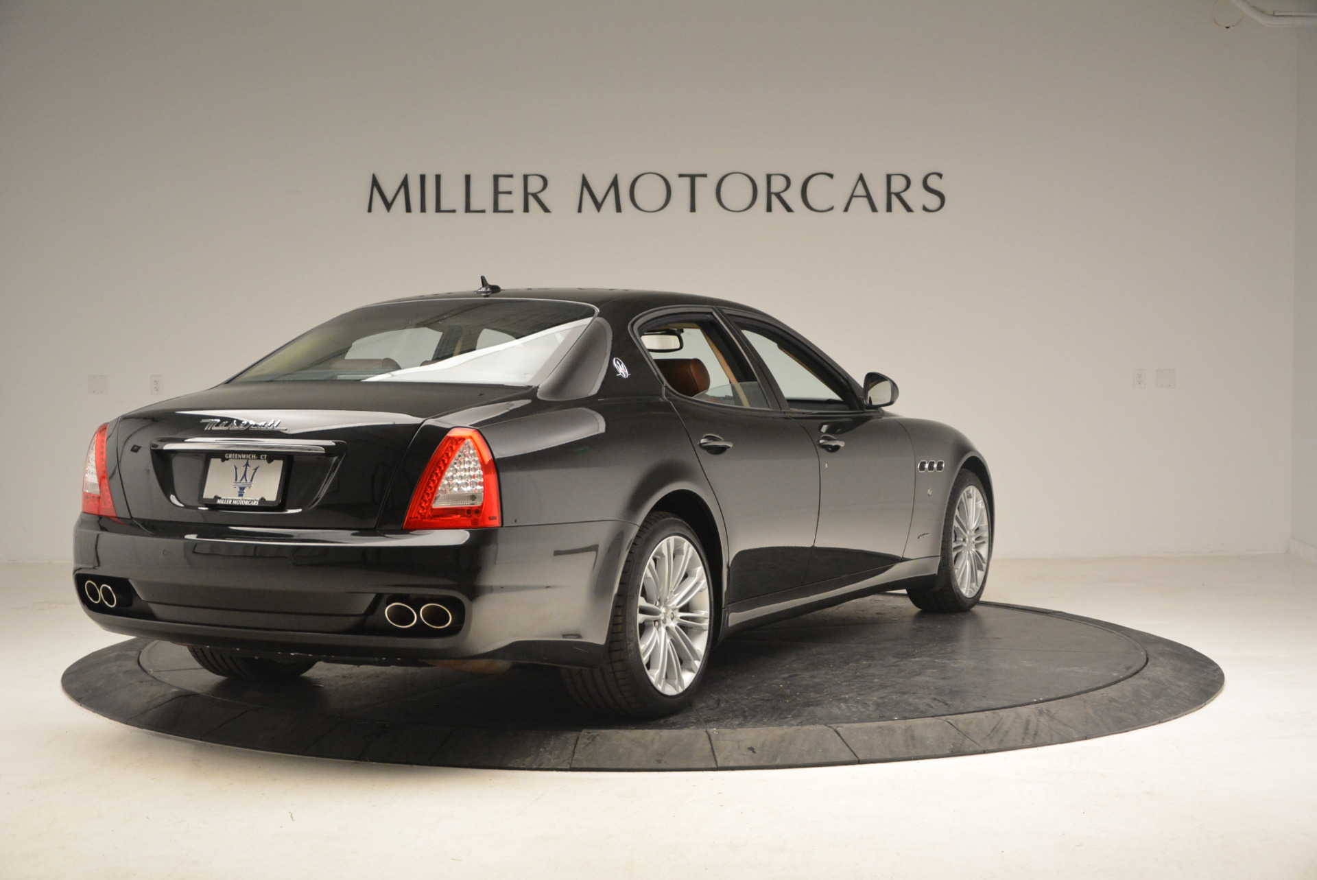 Used 2013 Maserati Quattroporte S For Sale In Westport, CT 1012_p7