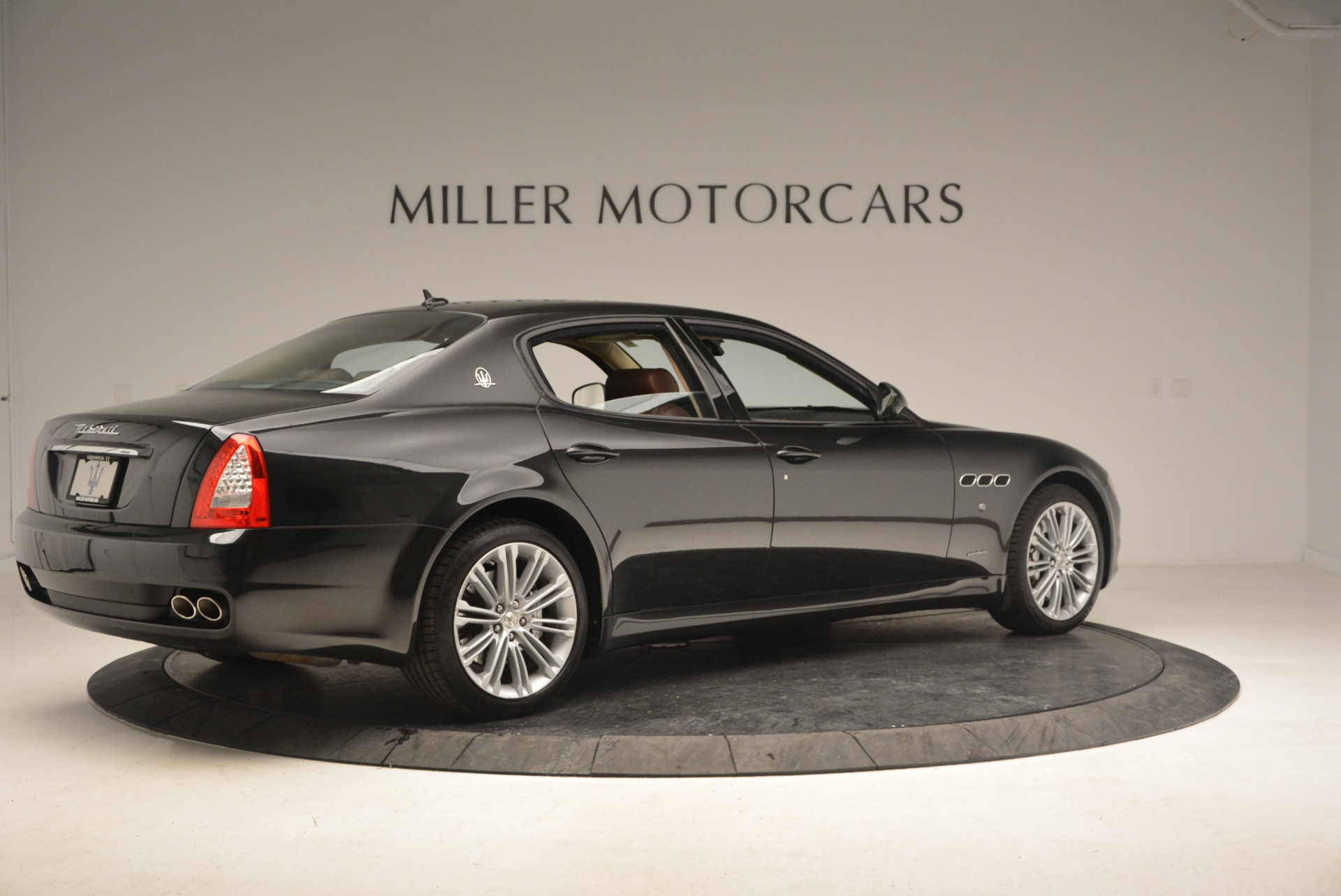 Used 2013 Maserati Quattroporte S For Sale In Westport, CT 1012_p8