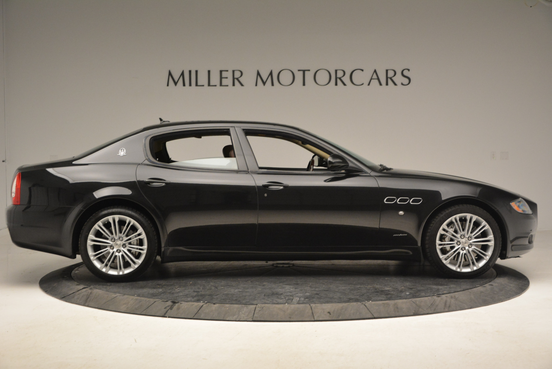Used 2013 Maserati Quattroporte S For Sale In Westport, CT 1012_p9