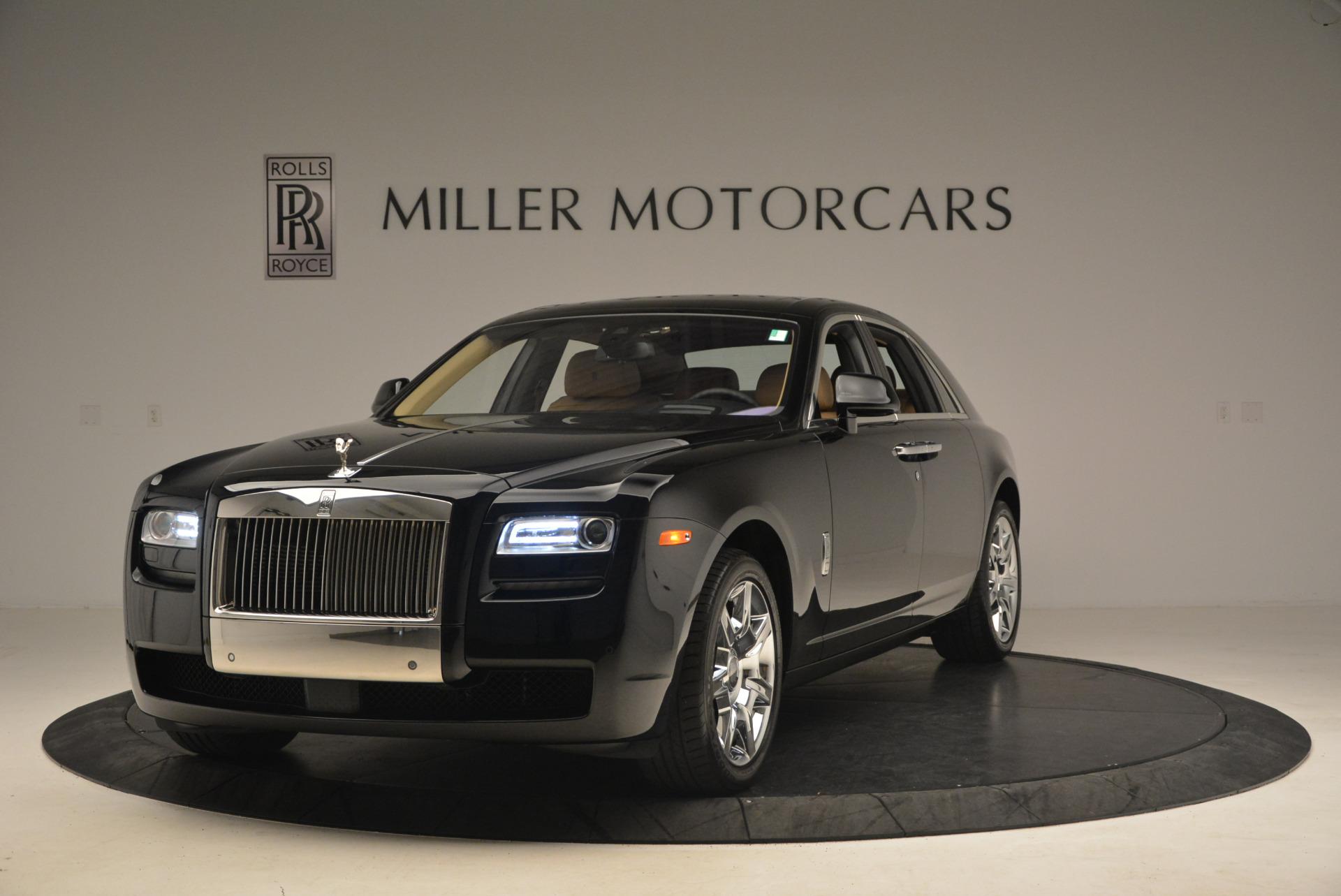 Used 2013 Rolls-Royce Ghost  For Sale In Westport, CT 1014_main