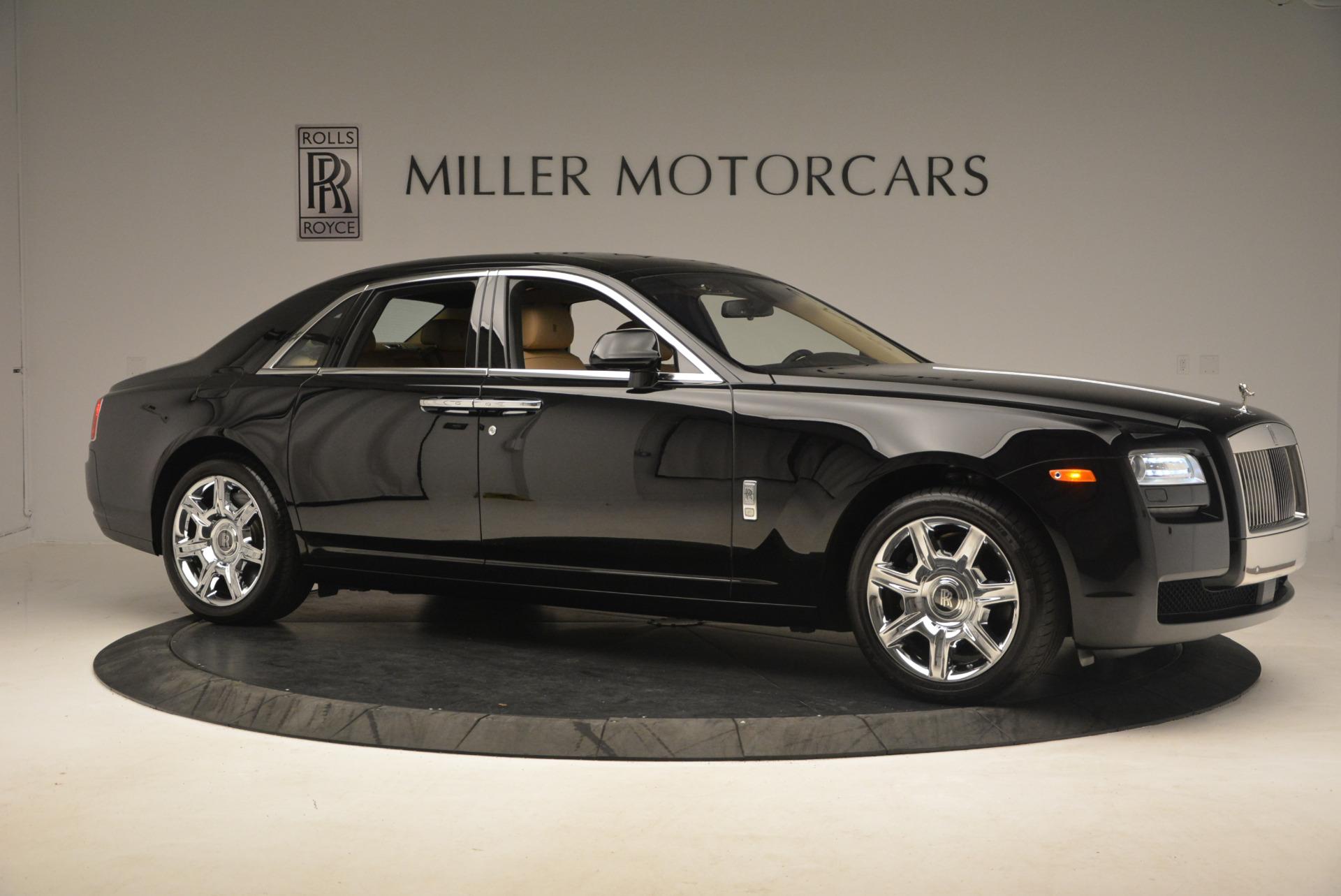 Used 2013 Rolls-Royce Ghost  For Sale In Westport, CT 1014_p10