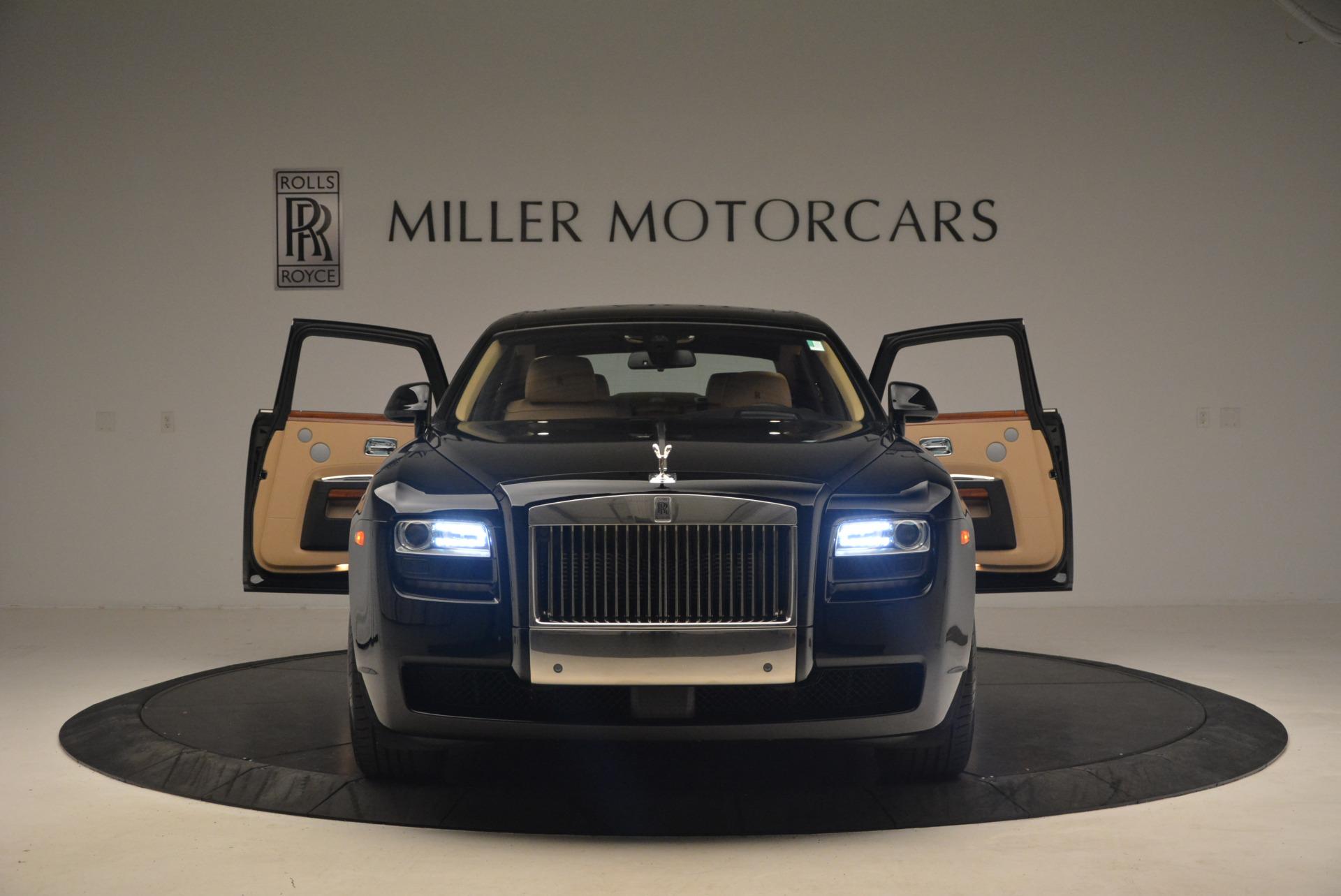 Used 2013 Rolls-Royce Ghost  For Sale In Westport, CT 1014_p13