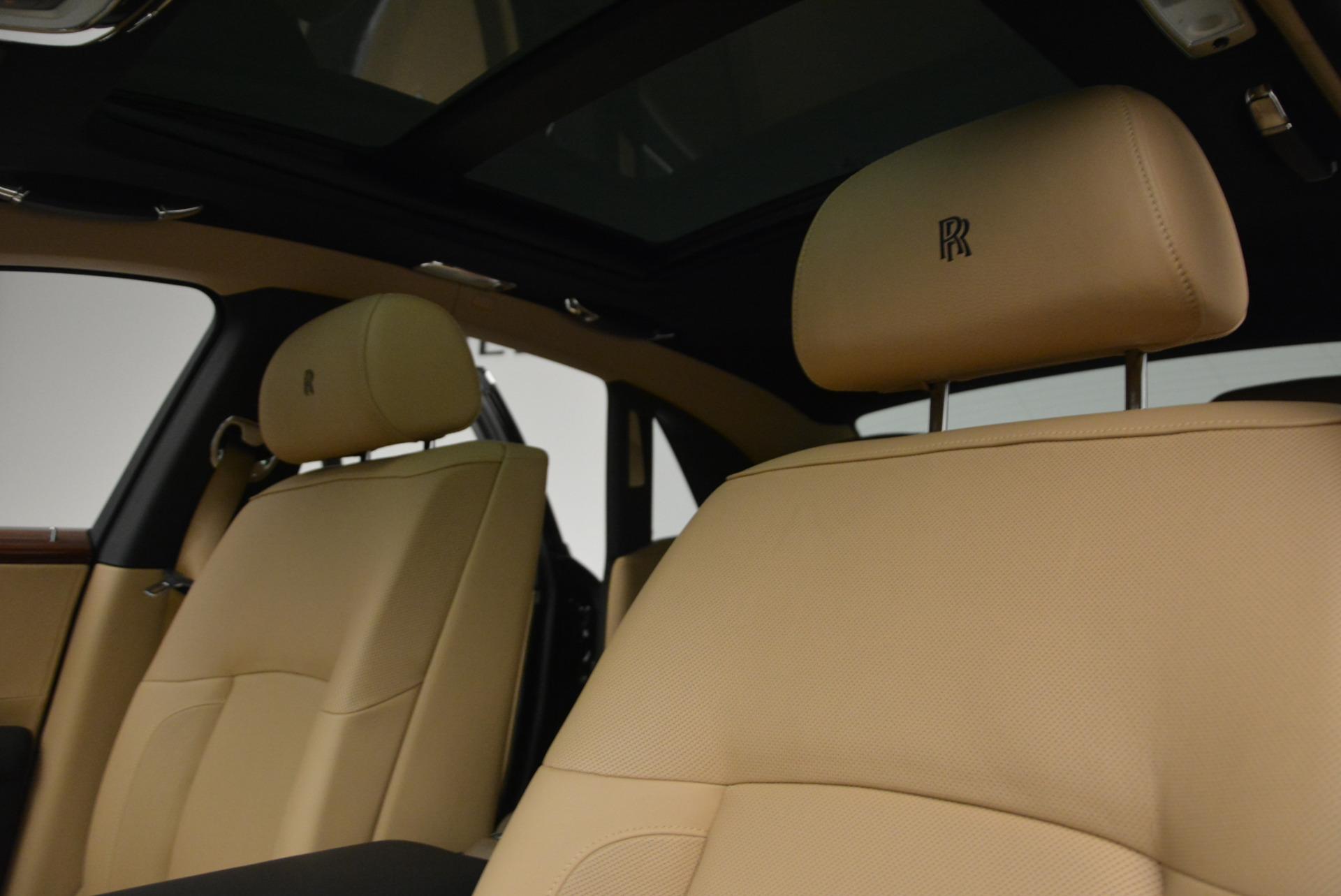 Used 2013 Rolls-Royce Ghost  For Sale In Westport, CT 1014_p18