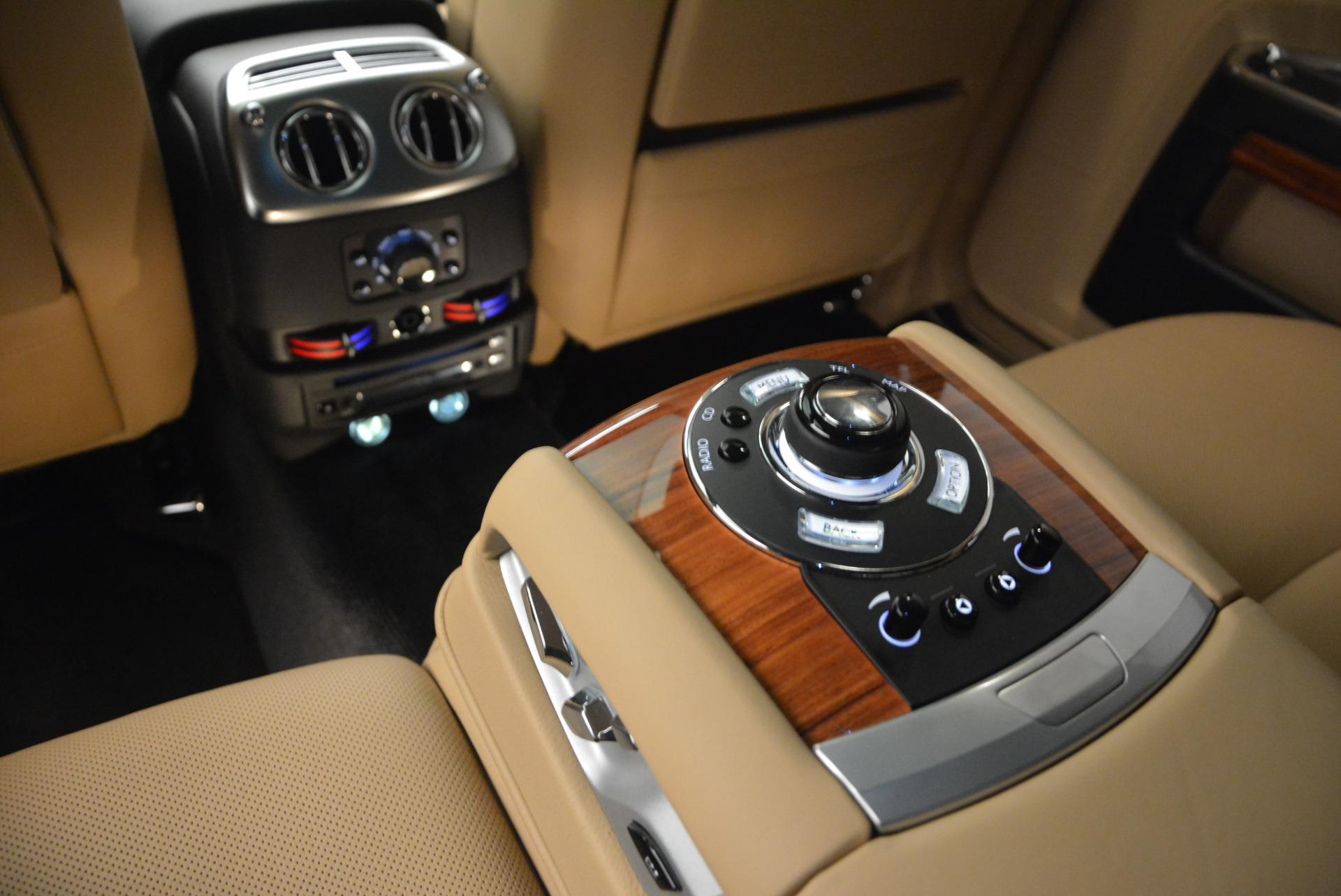 Used 2013 Rolls-Royce Ghost  For Sale In Westport, CT 1014_p22