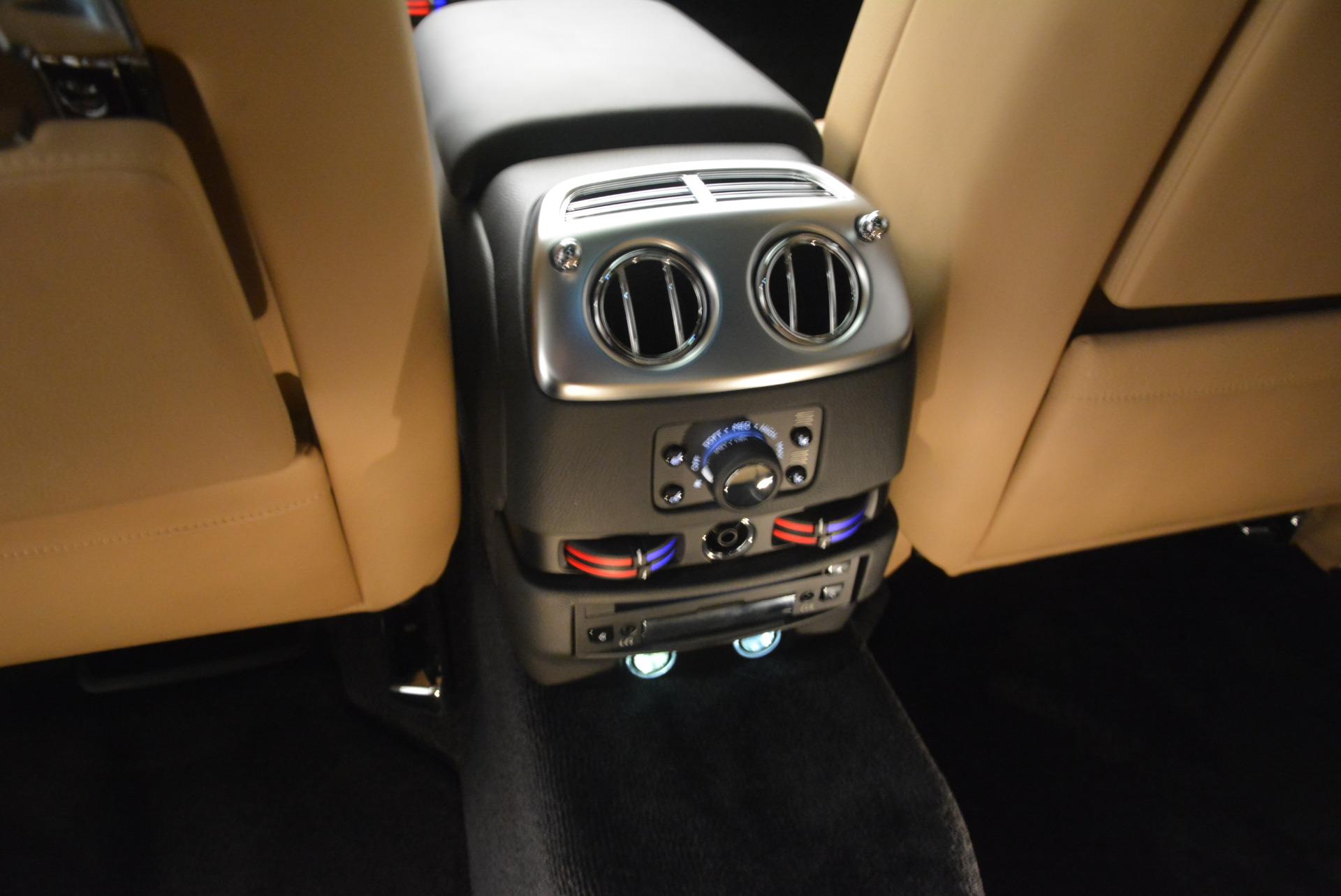 Used 2013 Rolls-Royce Ghost  For Sale In Westport, CT 1014_p23