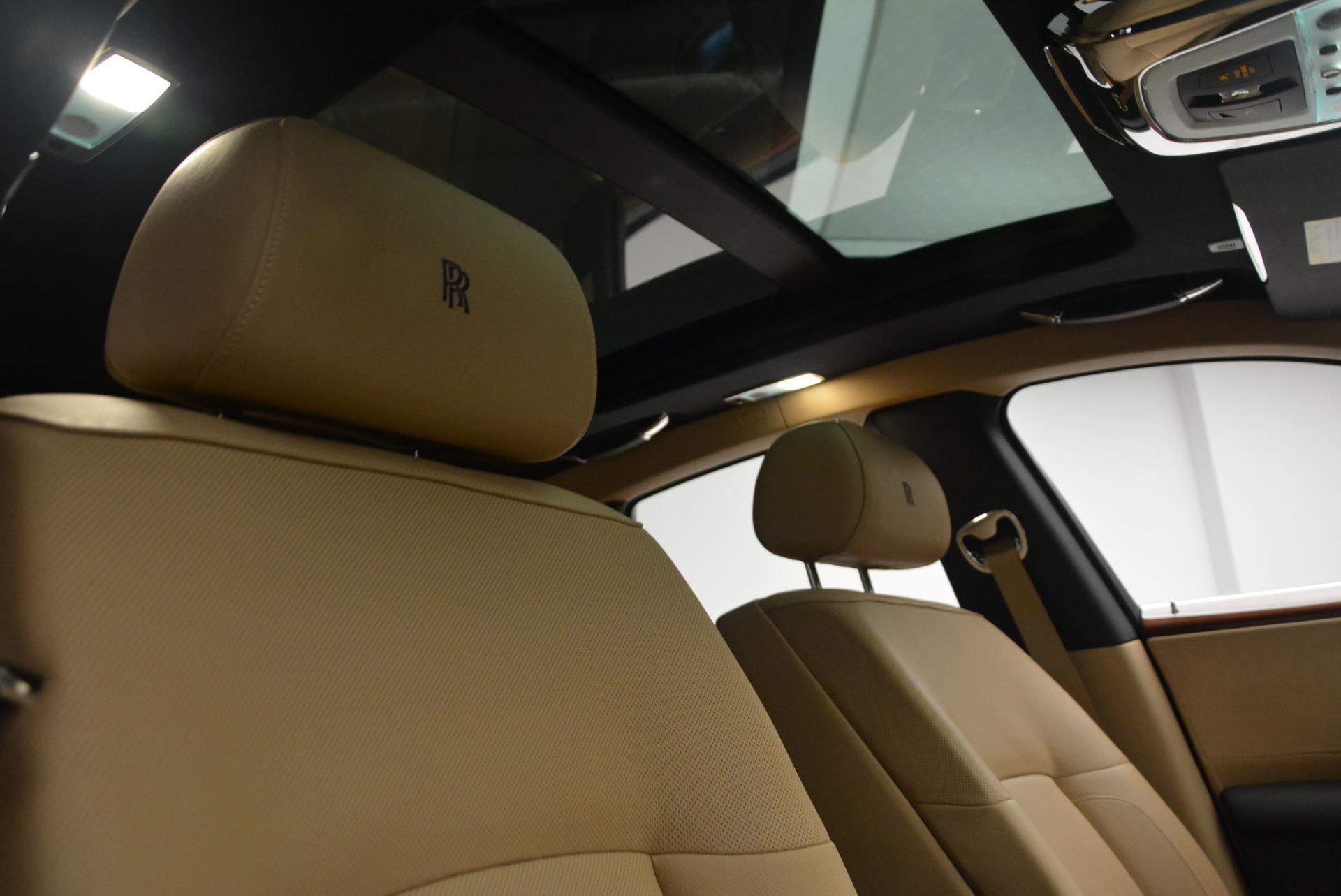 Used 2013 Rolls-Royce Ghost  For Sale In Westport, CT 1014_p28