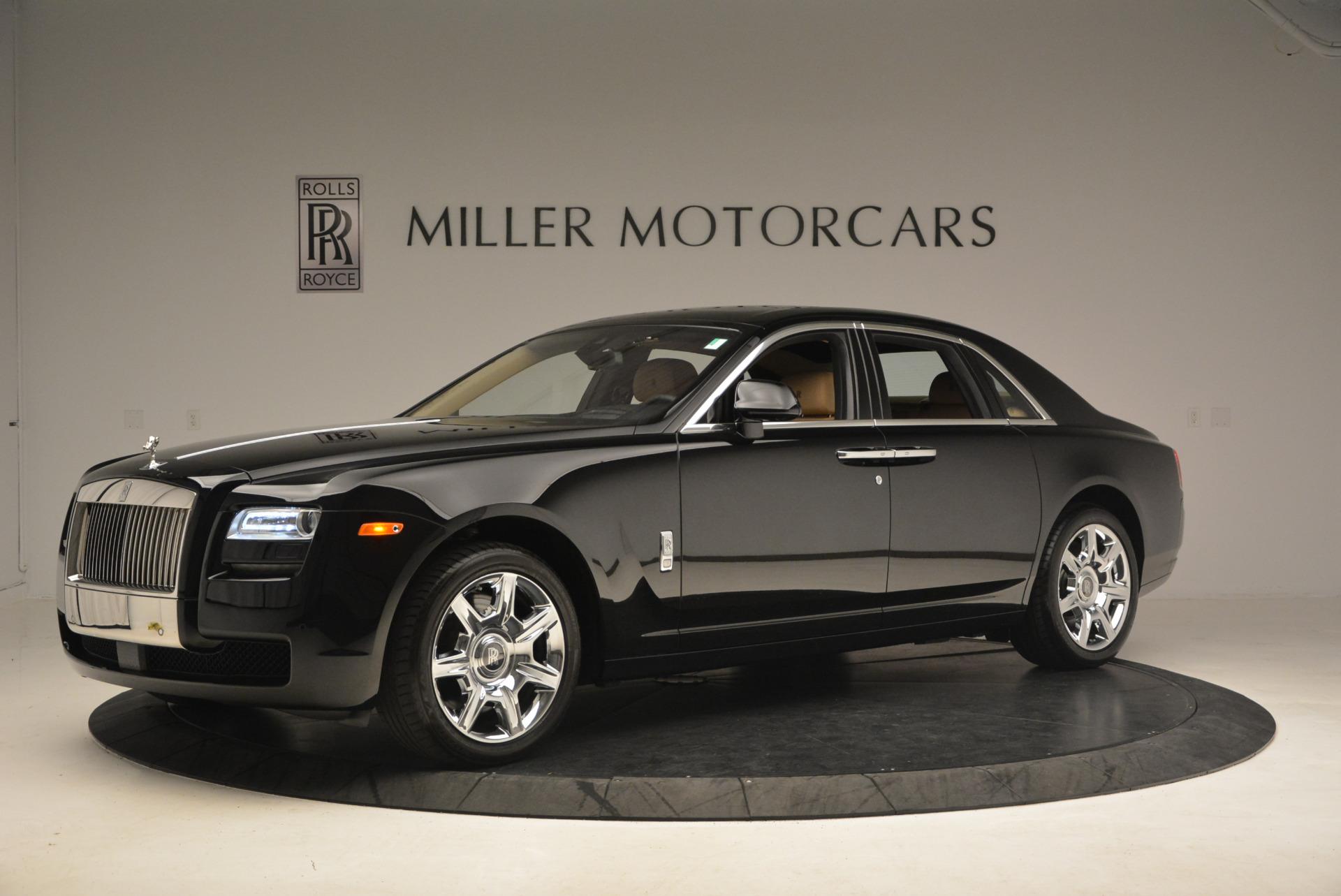 Used 2013 Rolls-Royce Ghost  For Sale In Westport, CT 1014_p2