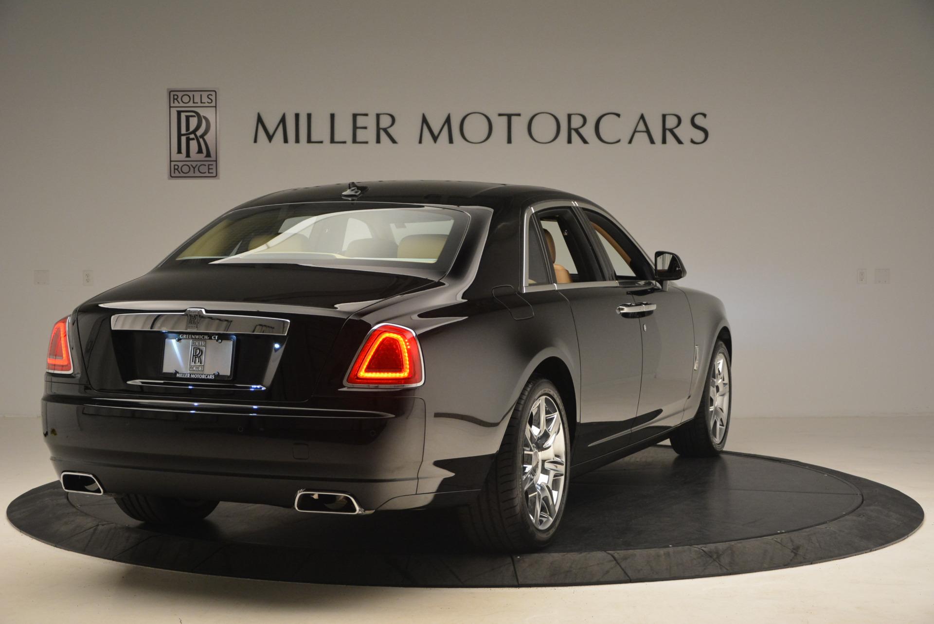 Used 2013 Rolls-Royce Ghost  For Sale In Westport, CT 1014_p7