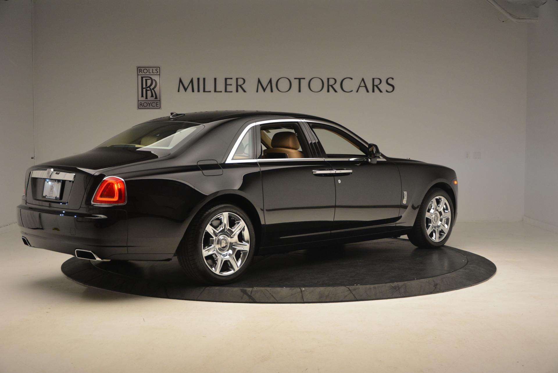 Used 2013 Rolls-Royce Ghost  For Sale In Westport, CT 1014_p8