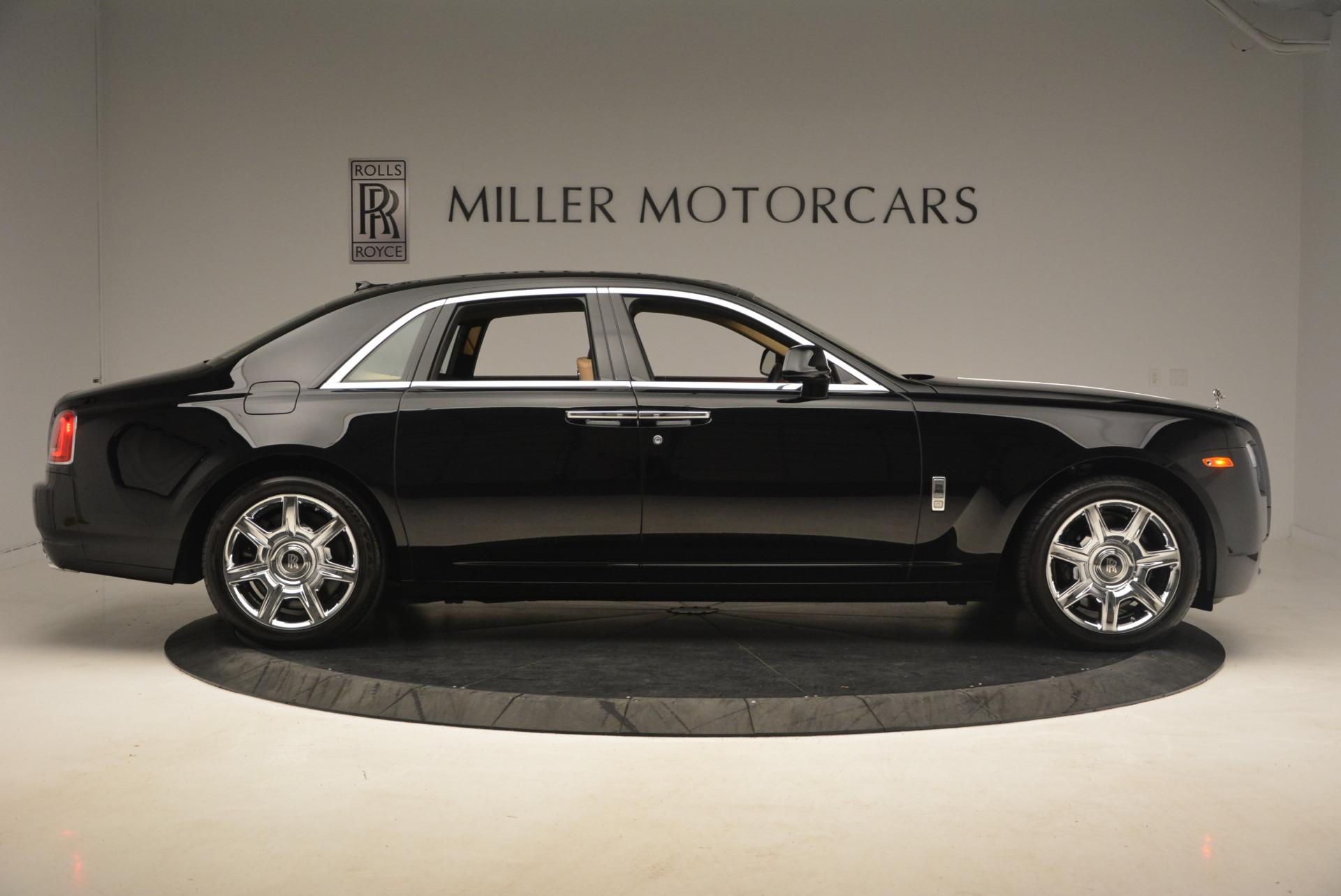 Used 2013 Rolls-Royce Ghost  For Sale In Westport, CT 1014_p9