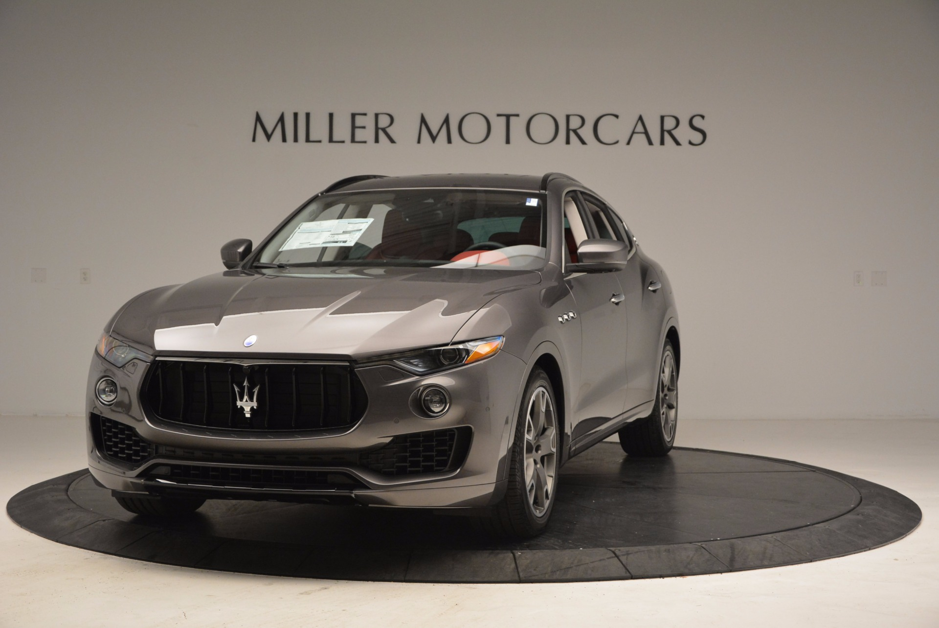 New 2017 Maserati Levante  For Sale In Westport, CT 1017_main