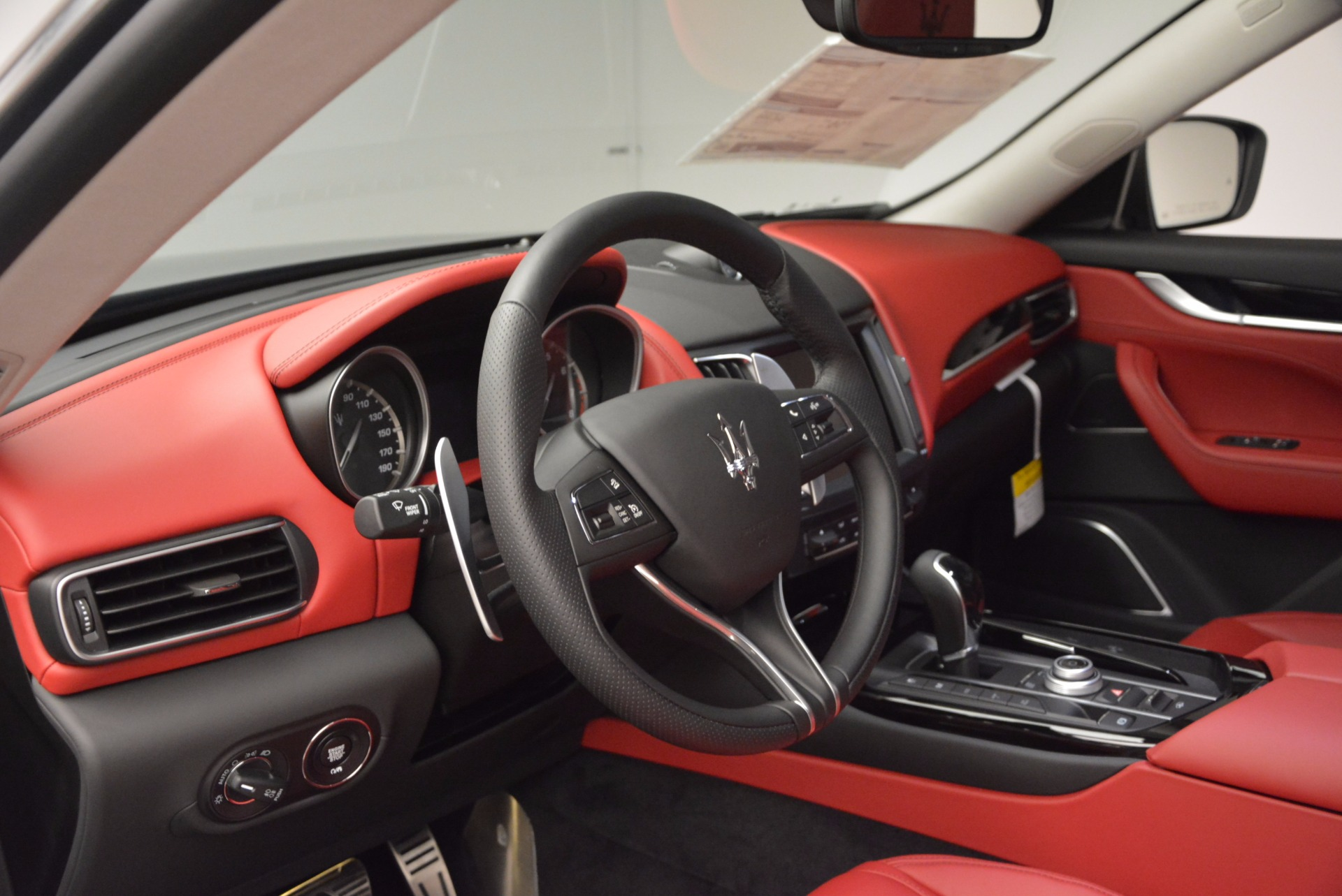 New 2017 Maserati Levante  For Sale In Westport, CT 1017_p13