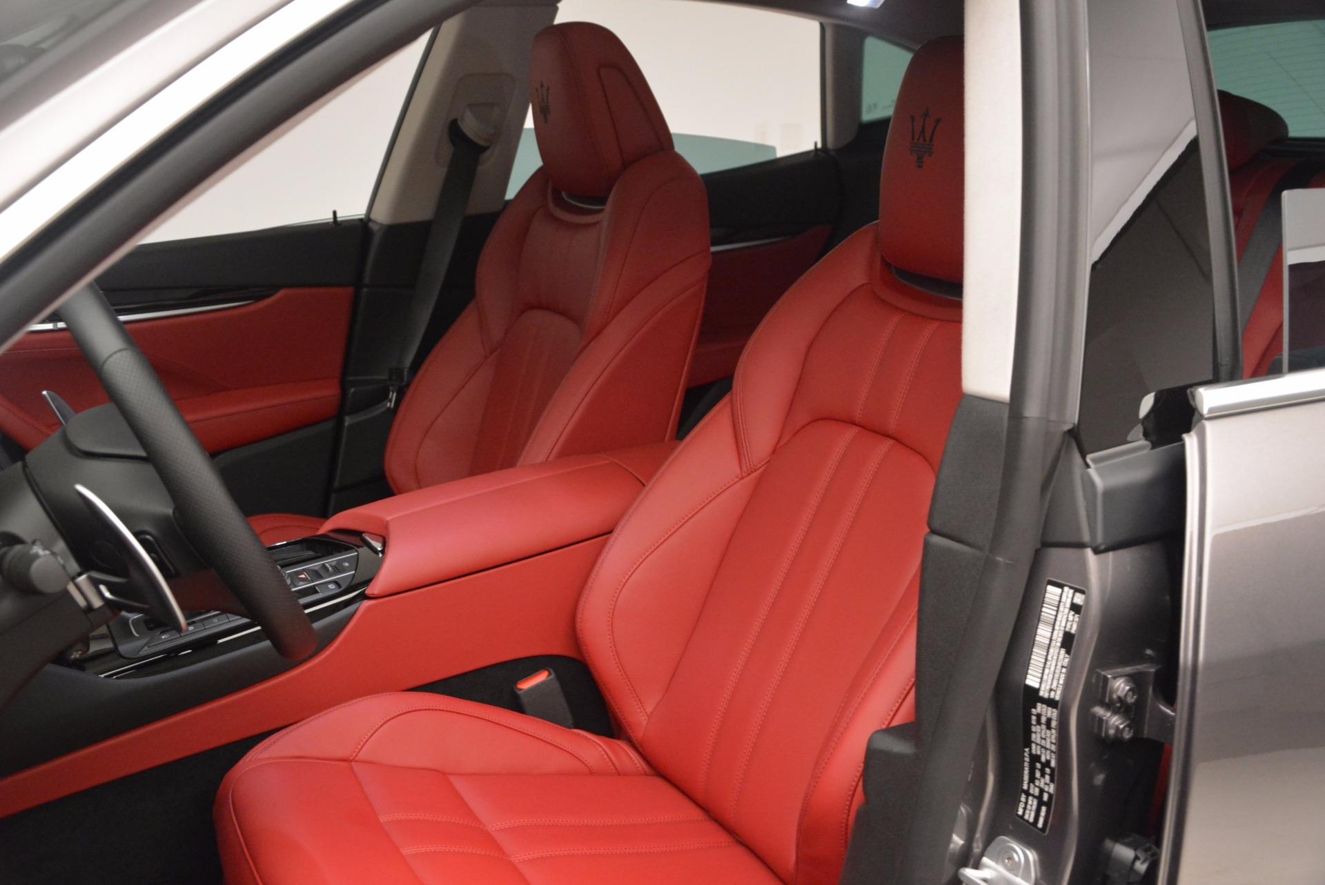 New 2017 Maserati Levante  For Sale In Westport, CT 1017_p15