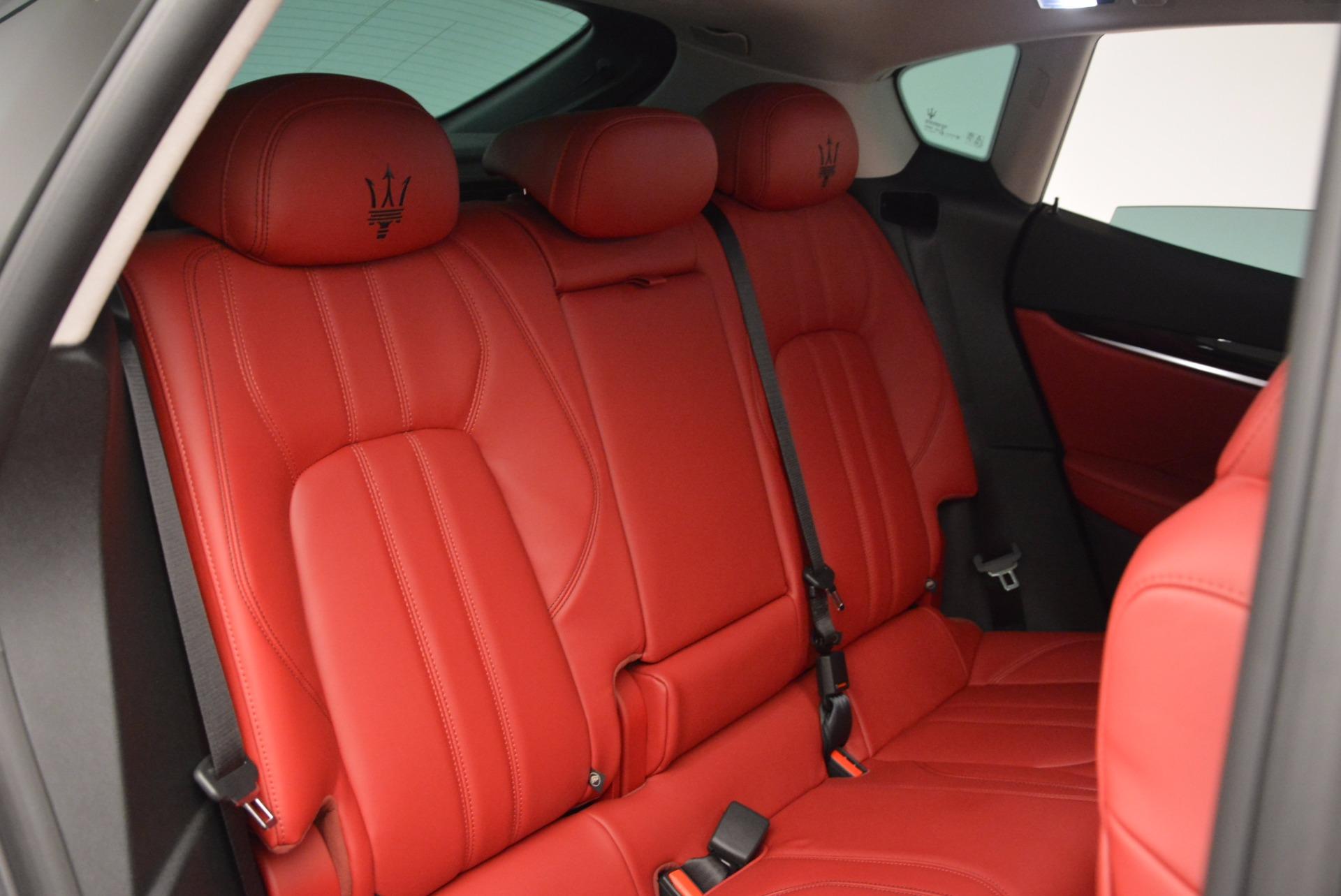 New 2017 Maserati Levante  For Sale In Westport, CT 1017_p19