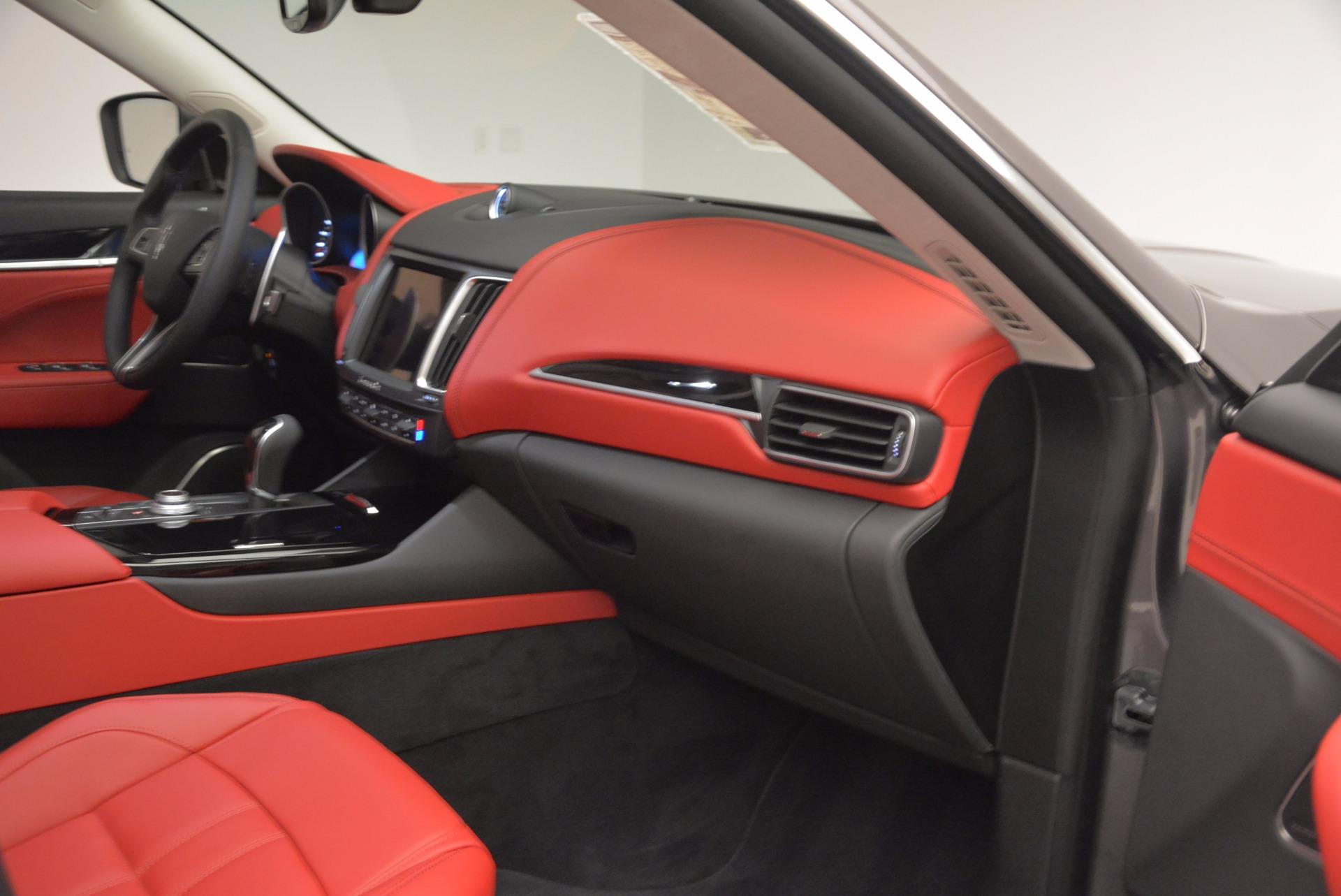 New 2017 Maserati Levante  For Sale In Westport, CT 1017_p22