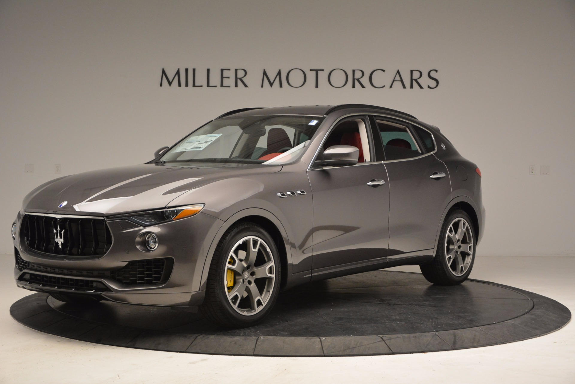 New 2017 Maserati Levante  For Sale In Westport, CT 1017_p2