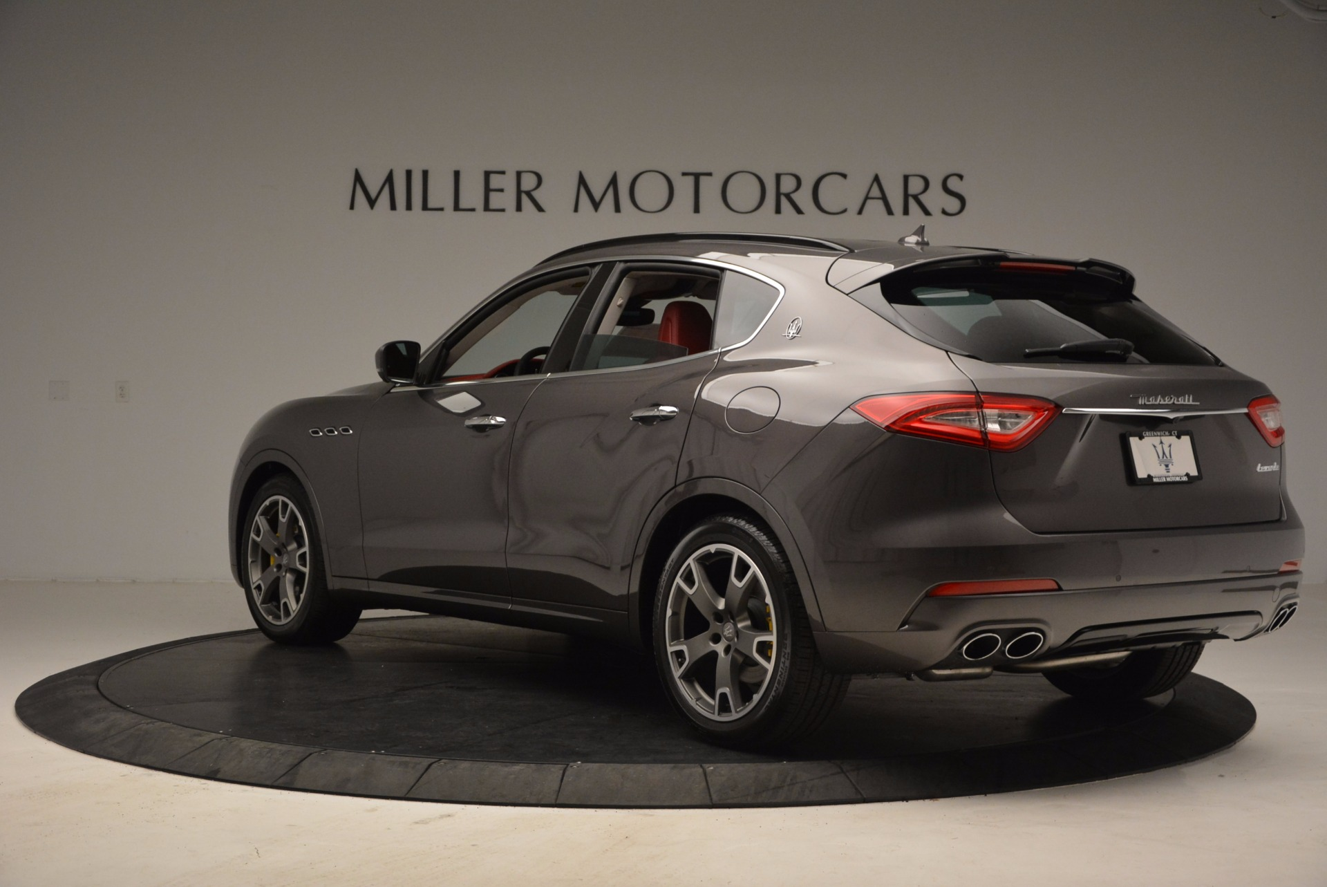 New 2017 Maserati Levante  For Sale In Westport, CT 1017_p5