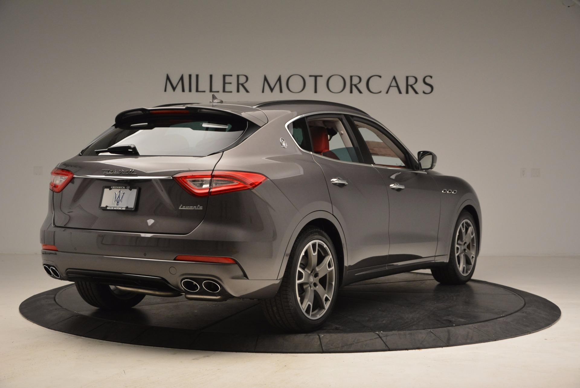 New 2017 Maserati Levante  For Sale In Westport, CT 1017_p7