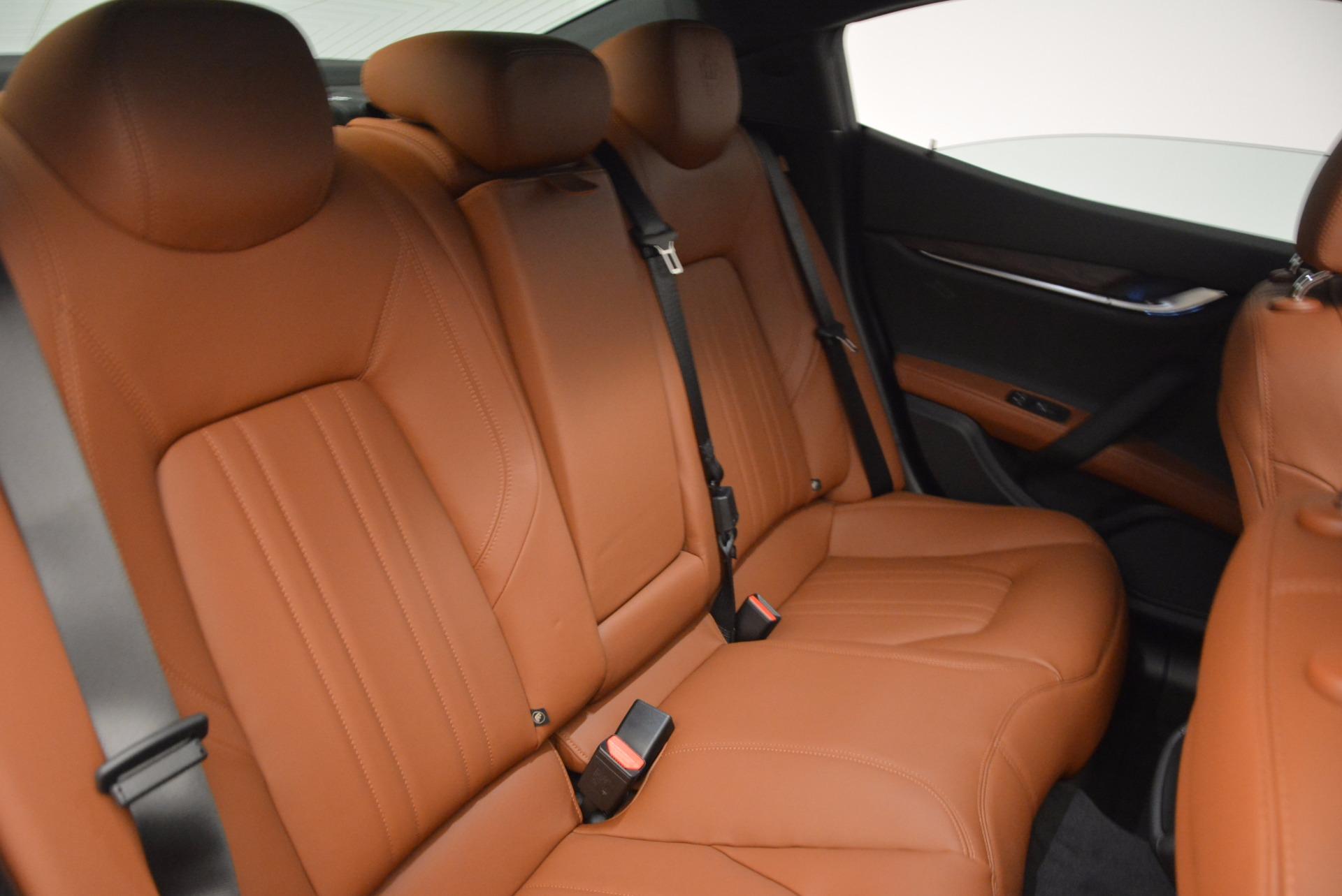 New 2017 Maserati Ghibli S Q4 EX-Loaner For Sale In Westport, CT 1018_p16