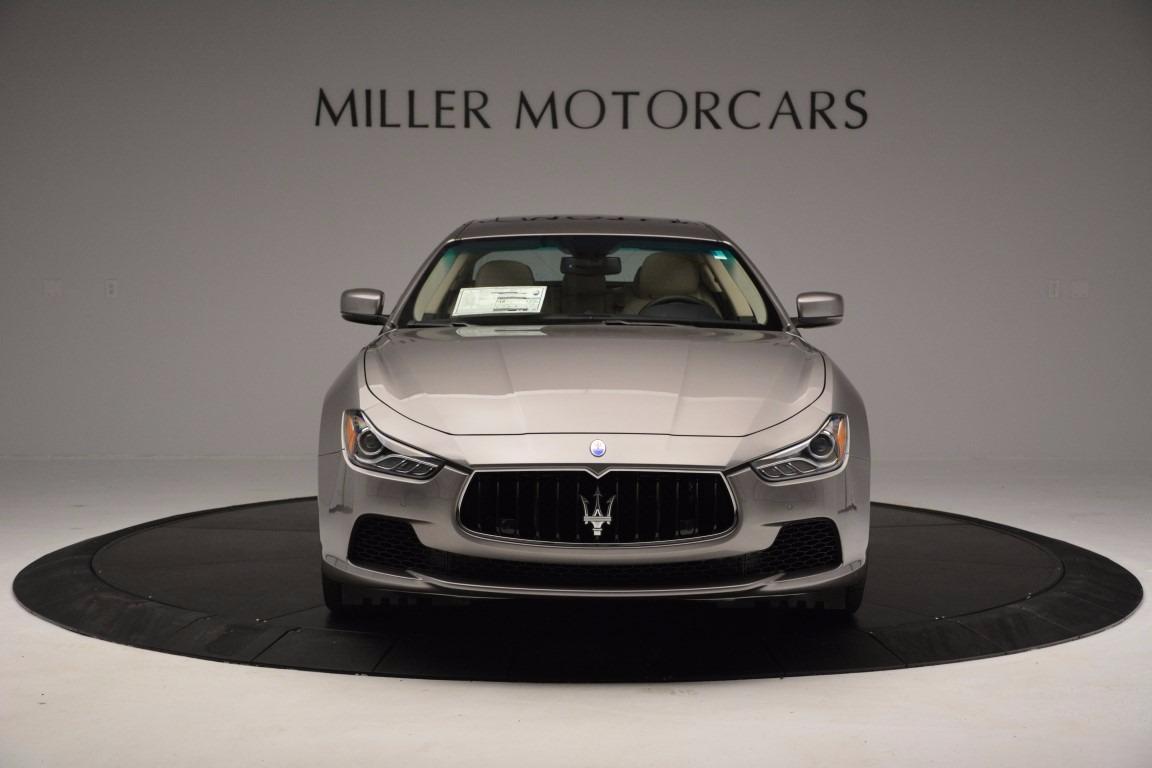 New 2017 Maserati Ghibli S Q4 EX-Loaner For Sale In Westport, CT 1018_p19
