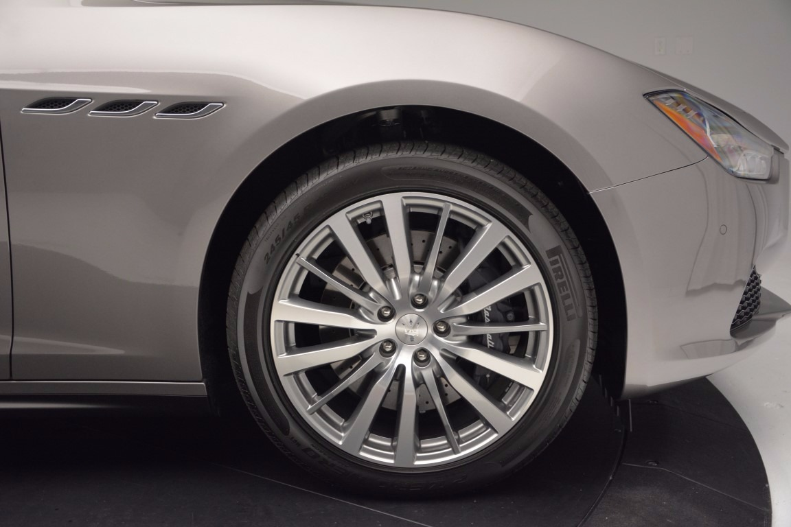 New 2017 Maserati Ghibli S Q4 EX-Loaner For Sale In Westport, CT 1018_p20