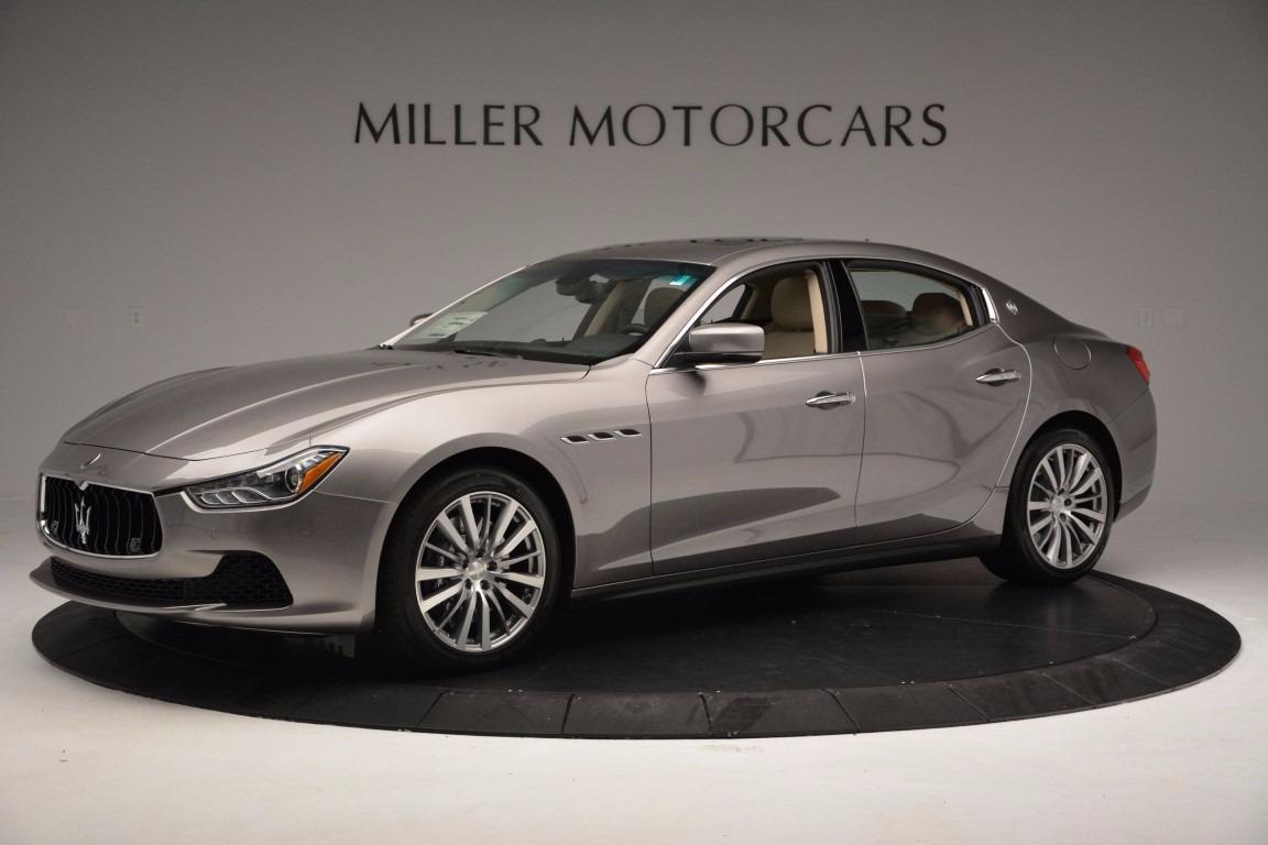 New 2017 Maserati Ghibli S Q4 EX-Loaner For Sale In Westport, CT 1018_p2