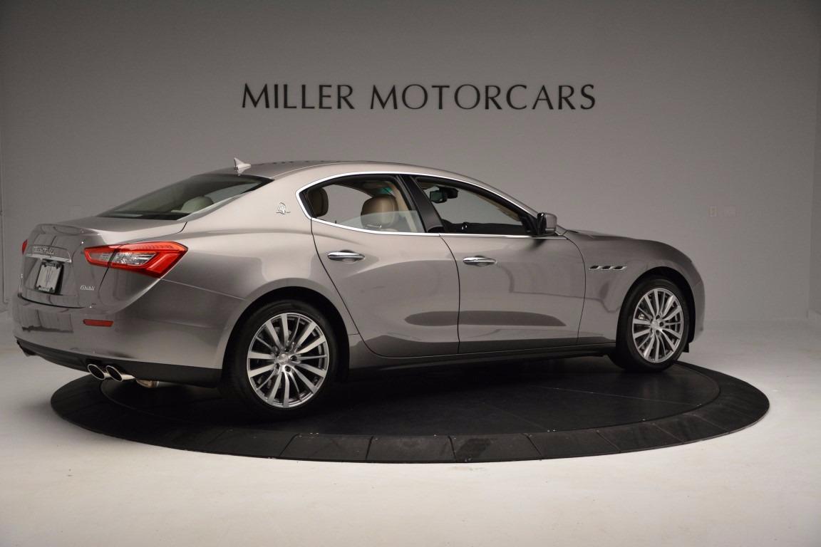 New 2017 Maserati Ghibli S Q4 EX-Loaner For Sale In Westport, CT 1018_p7