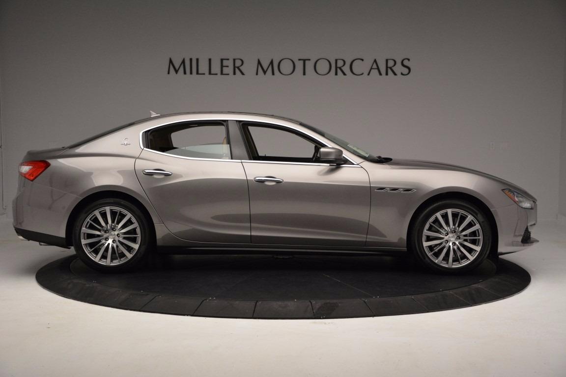 New 2017 Maserati Ghibli S Q4 EX-Loaner For Sale In Westport, CT 1018_p8
