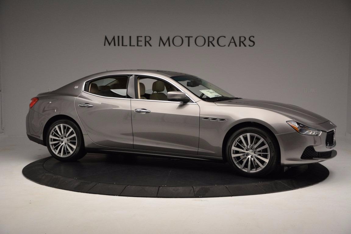 New 2017 Maserati Ghibli S Q4 EX-Loaner For Sale In Westport, CT 1018_p9