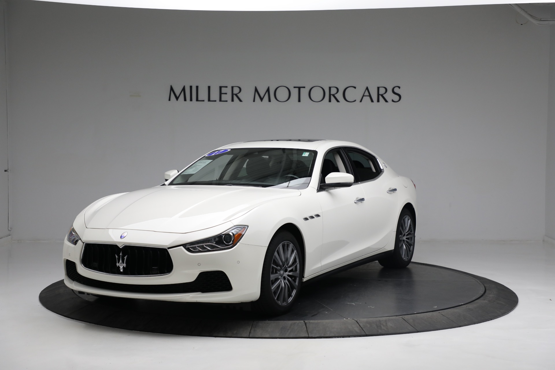 New 2017 Maserati Ghibli S Q4 EX-Loaner For Sale In Westport, CT