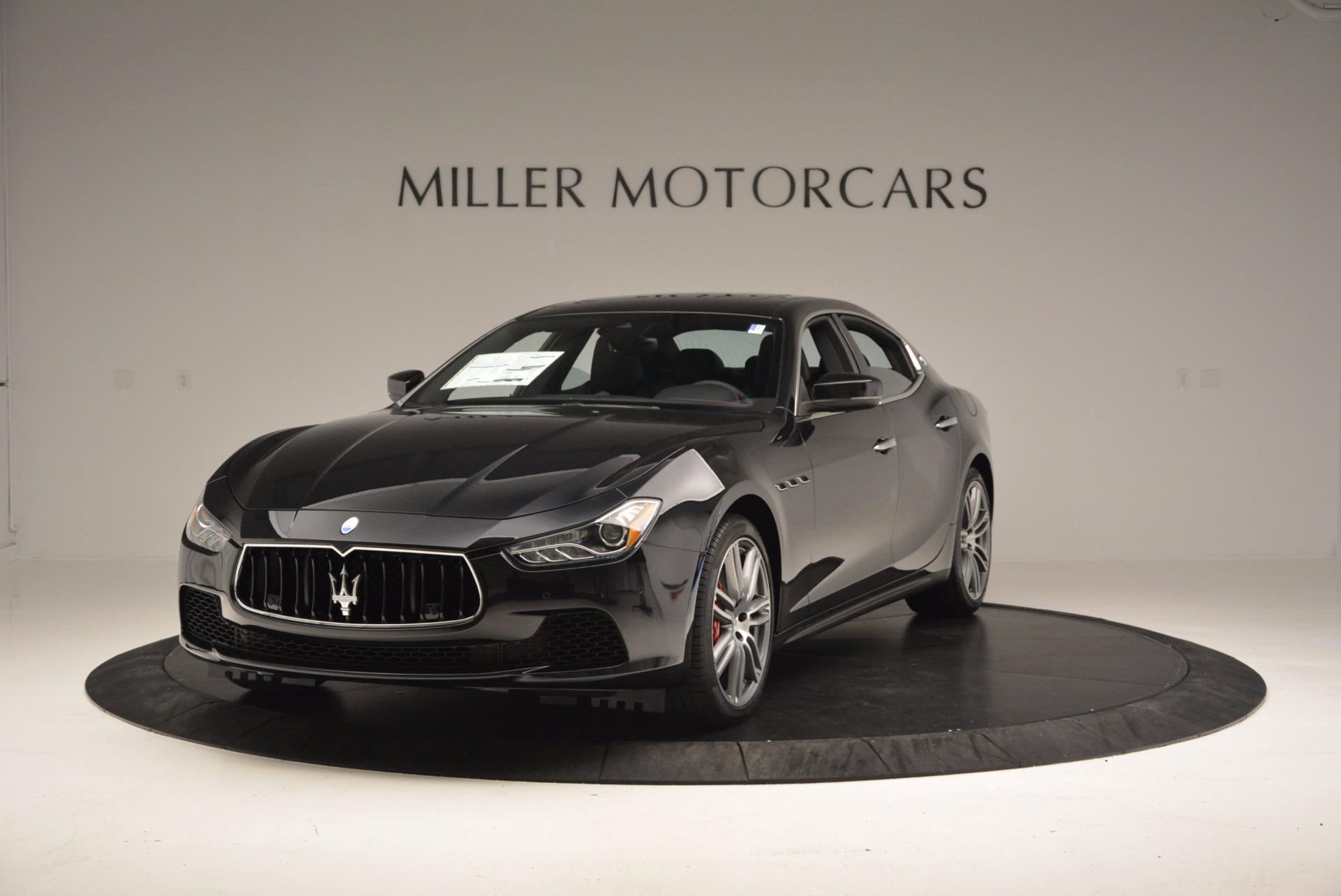 New 2017 Maserati Ghibli S Q4 For Sale In Westport, CT 1022_main