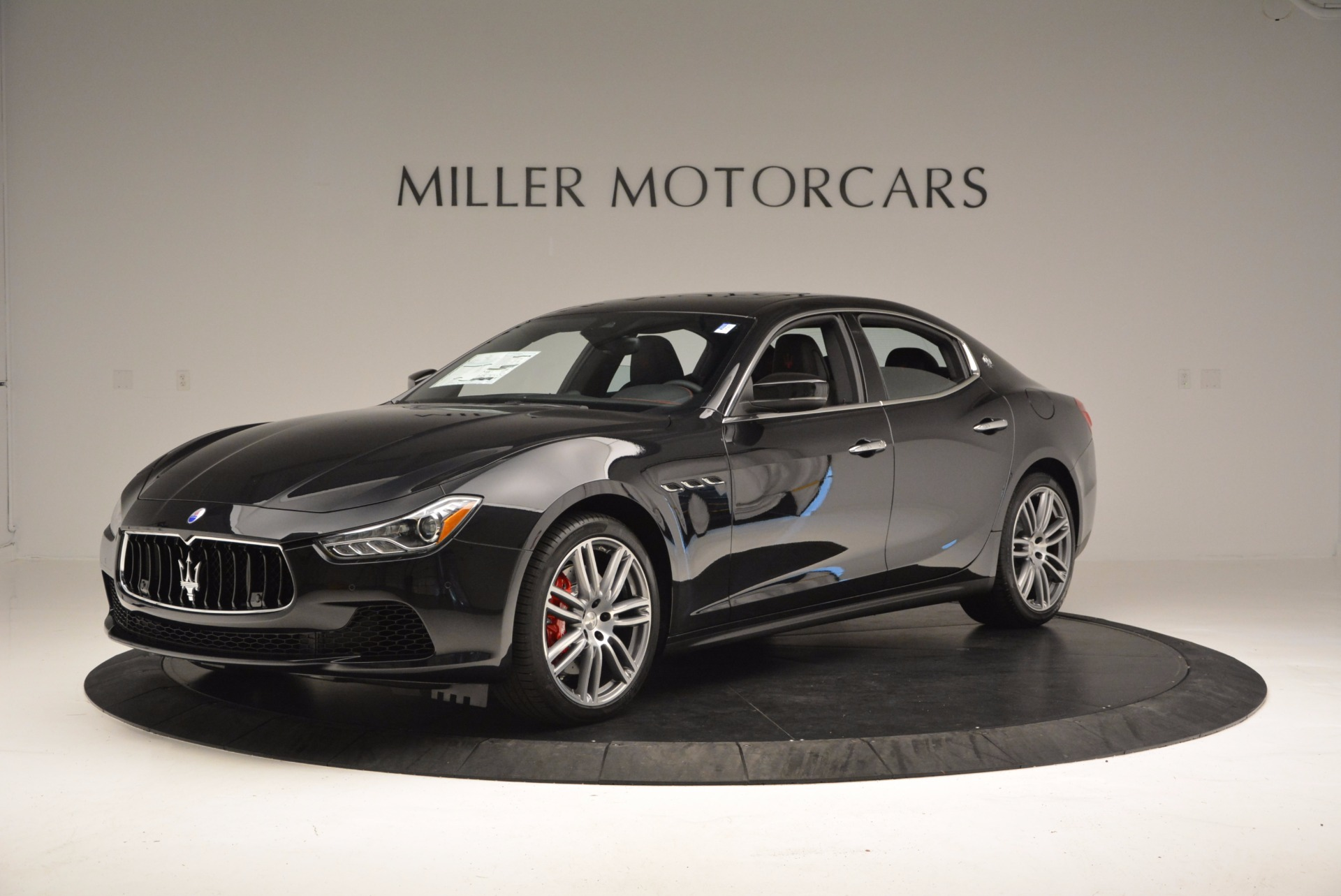 New 2017 Maserati Ghibli S Q4 For Sale In Westport, CT 1022_p2
