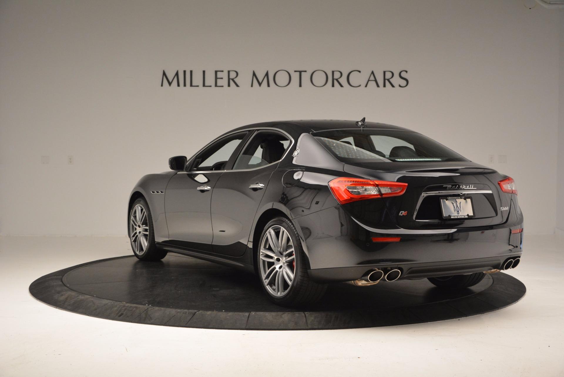 New 2017 Maserati Ghibli S Q4 For Sale In Westport, CT 1022_p5