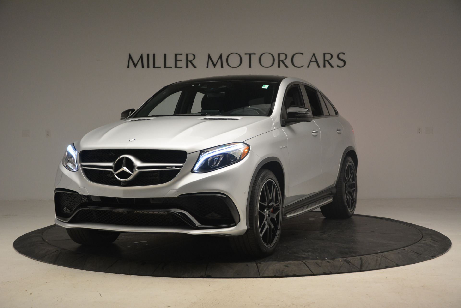 Used 2016 Mercedes Benz AMG GLE63 S For Sale In Westport, CT