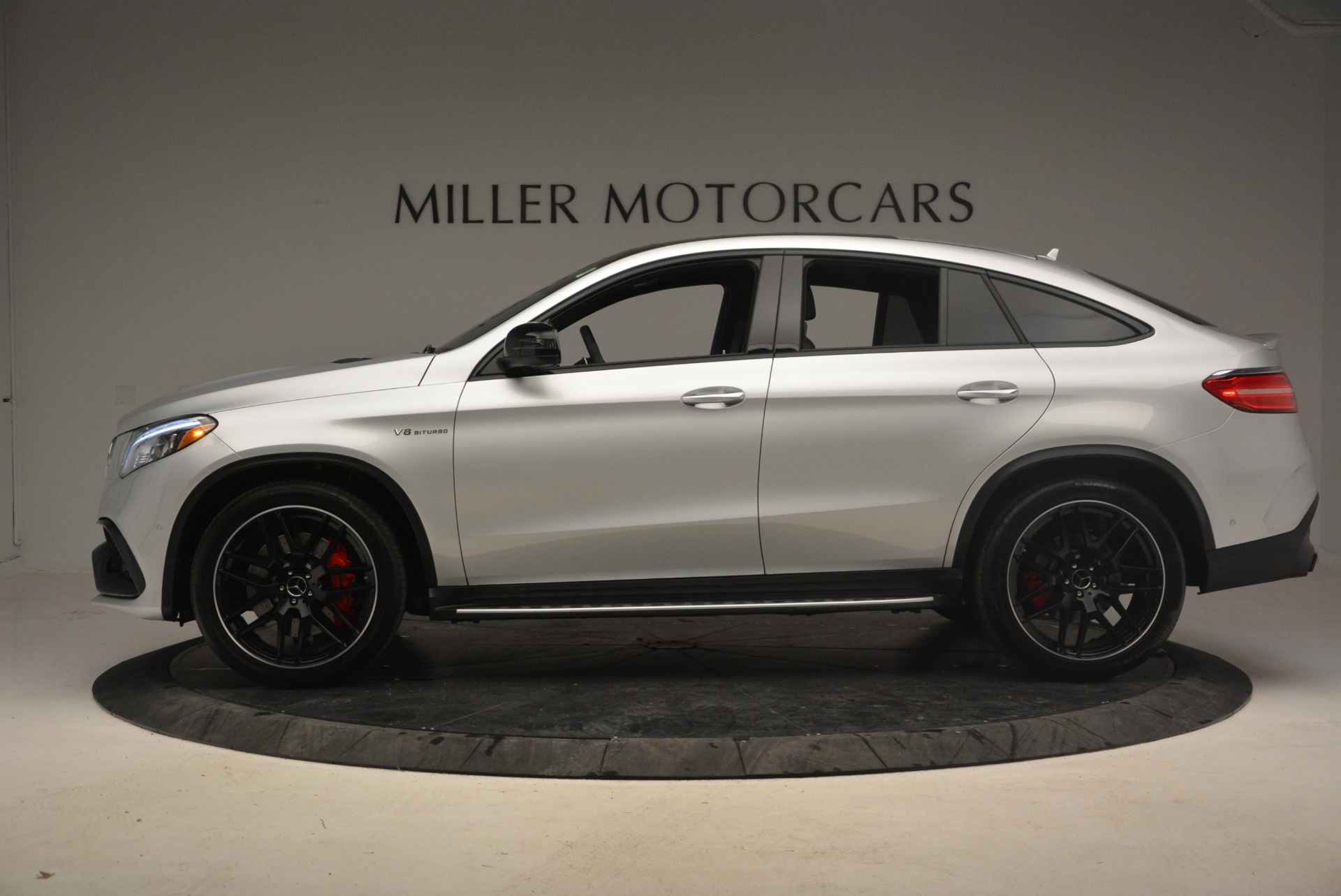 Used 2016 Mercedes Benz AMG GLE63 S For Sale In Westport, CT 1025_p3