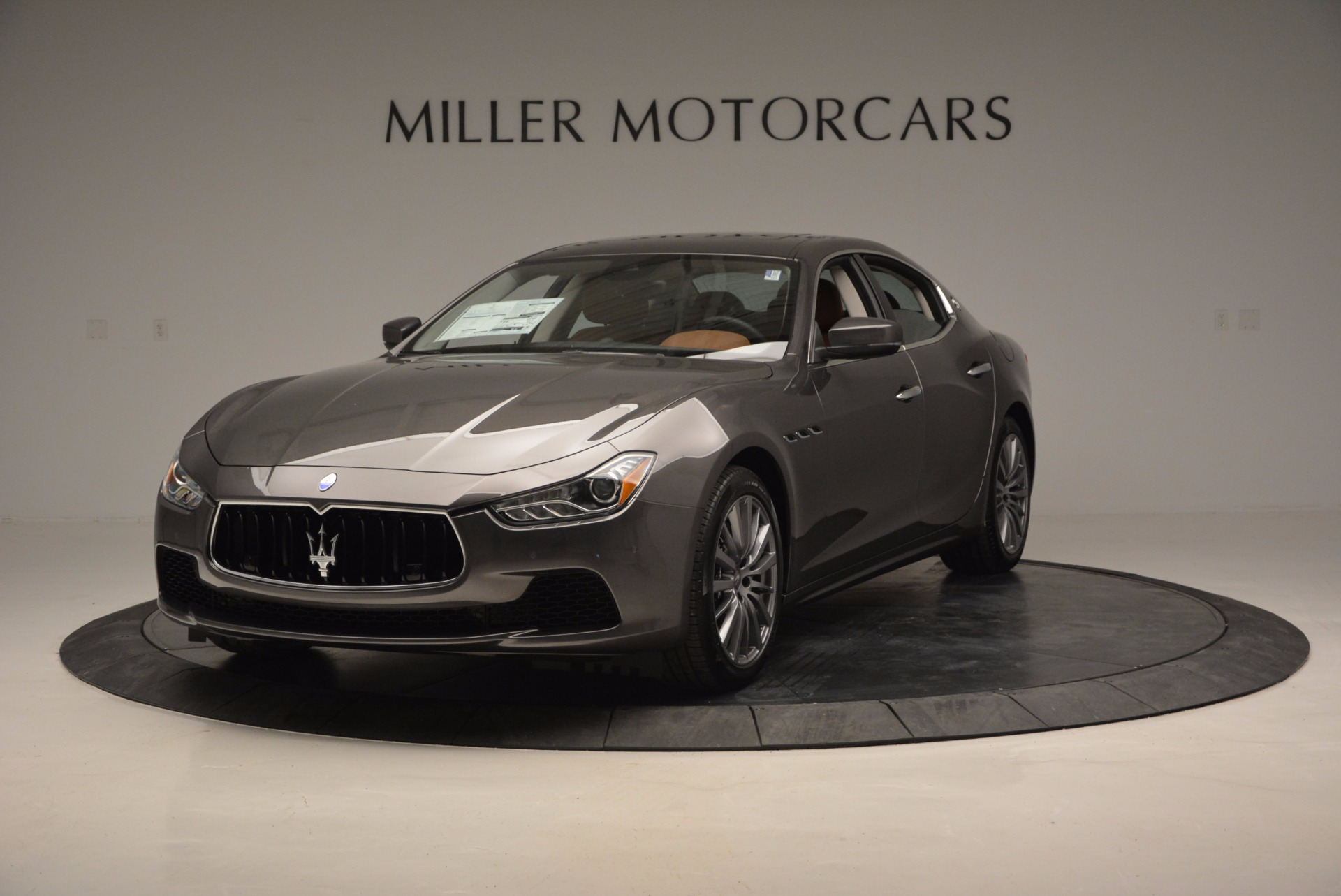 New 2017 Maserati Ghibli S Q4 For Sale In Westport, CT 1027_main