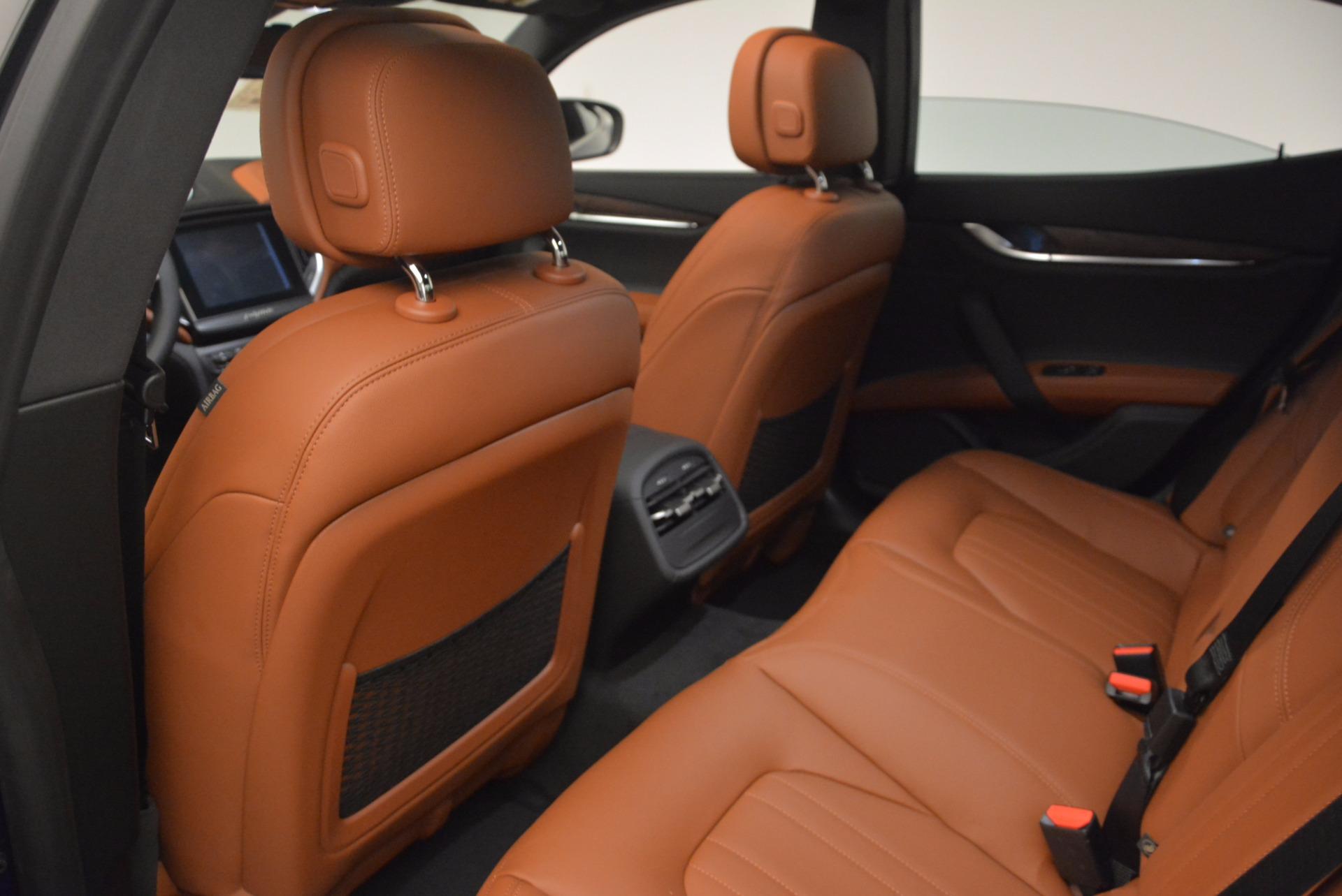 New 2017 Maserati Ghibli S Q4 For Sale In Westport, CT 1028_p13
