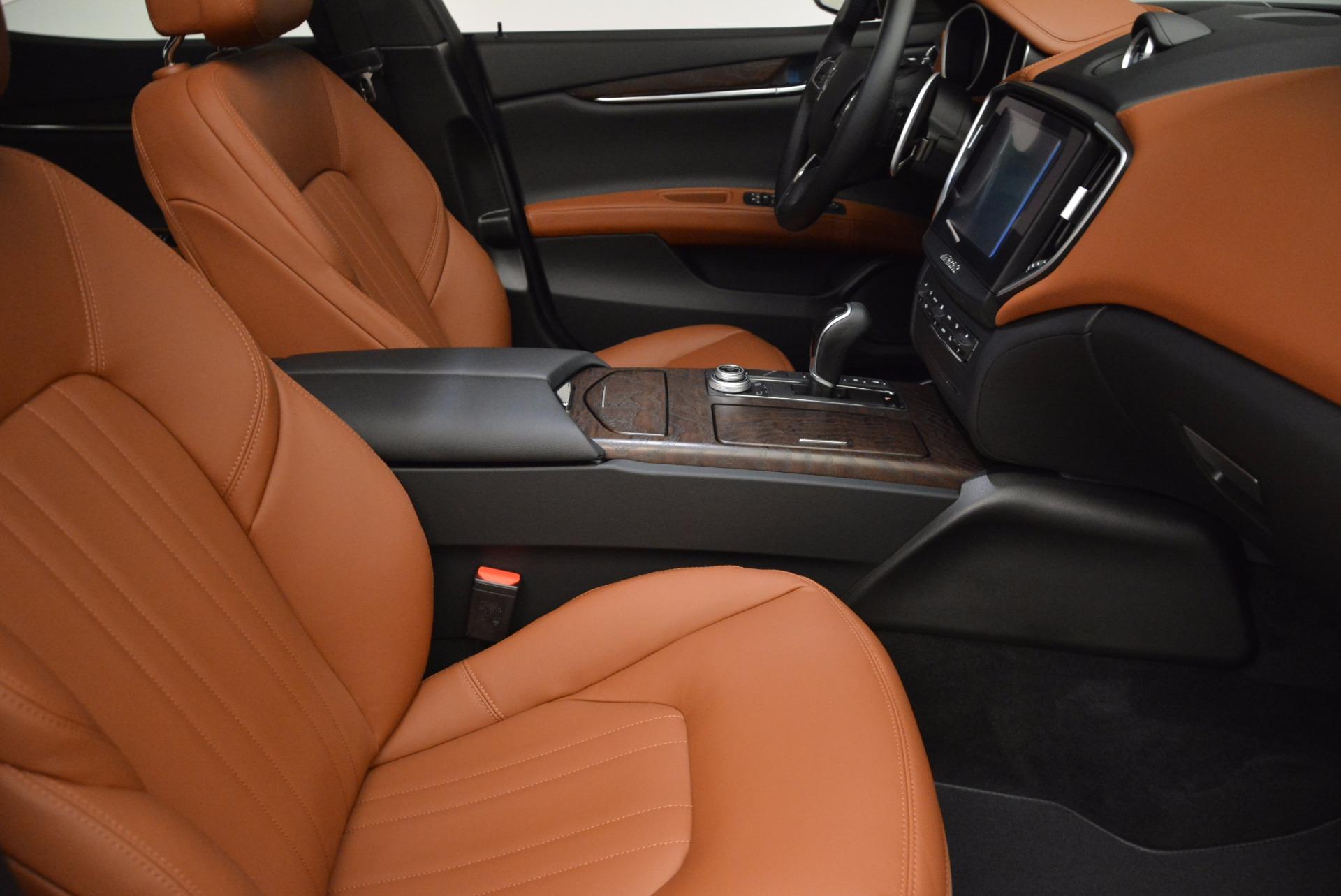 New 2017 Maserati Ghibli S Q4 For Sale In Westport, CT 1028_p14