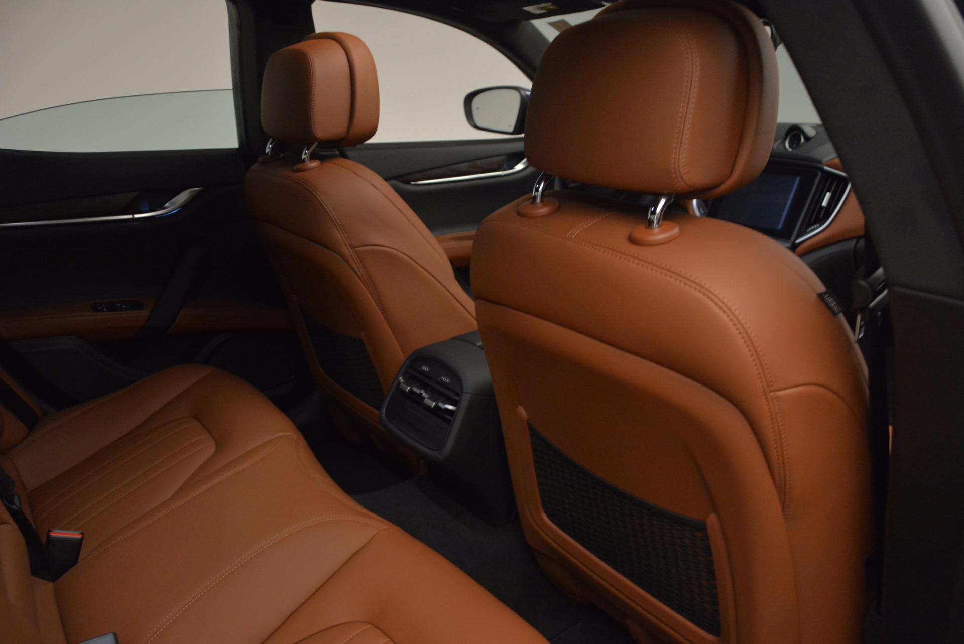 New 2017 Maserati Ghibli S Q4 For Sale In Westport, CT 1028_p18