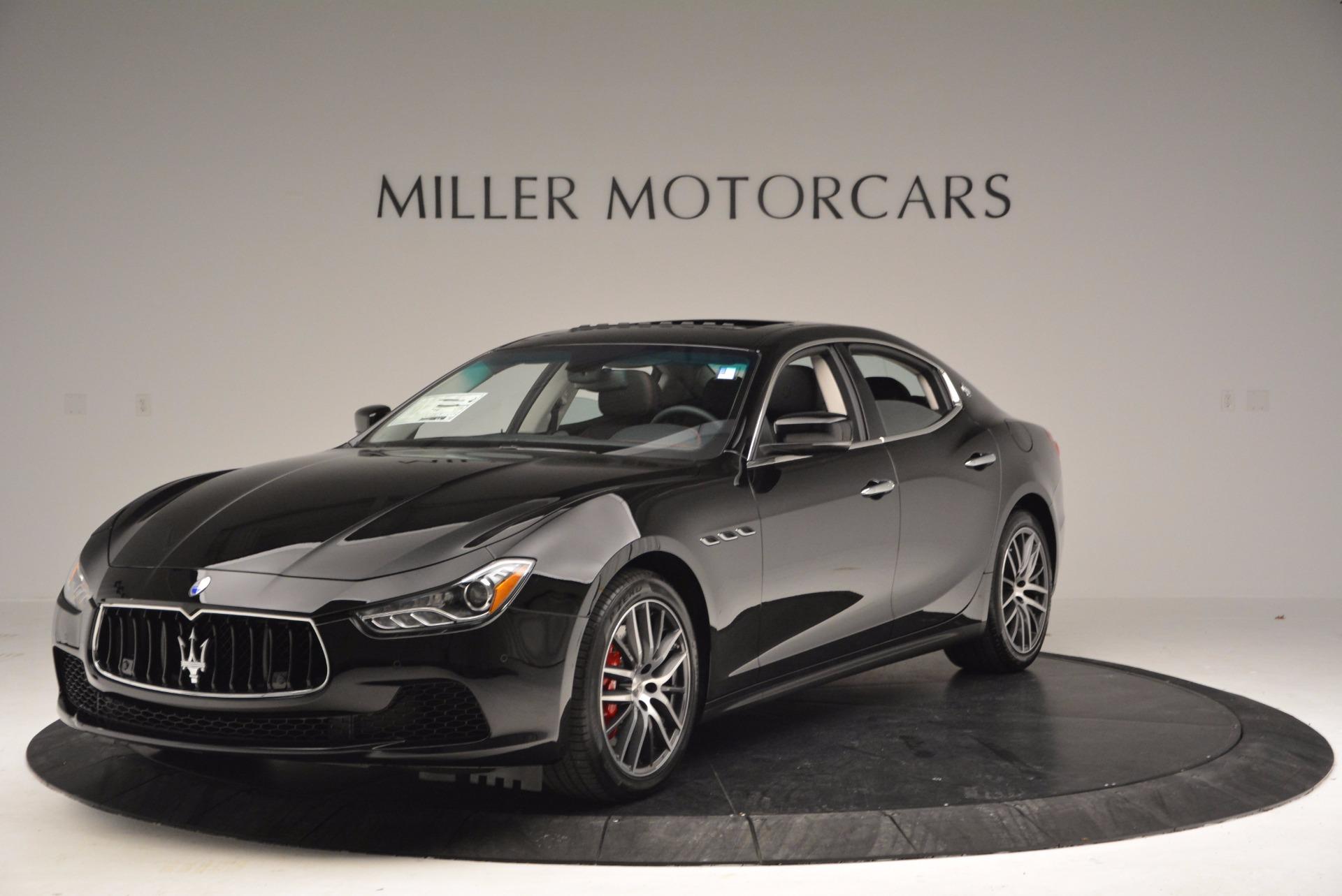 New 2017 Maserati Ghibli S Q4 For Sale In Westport, CT 1029_main