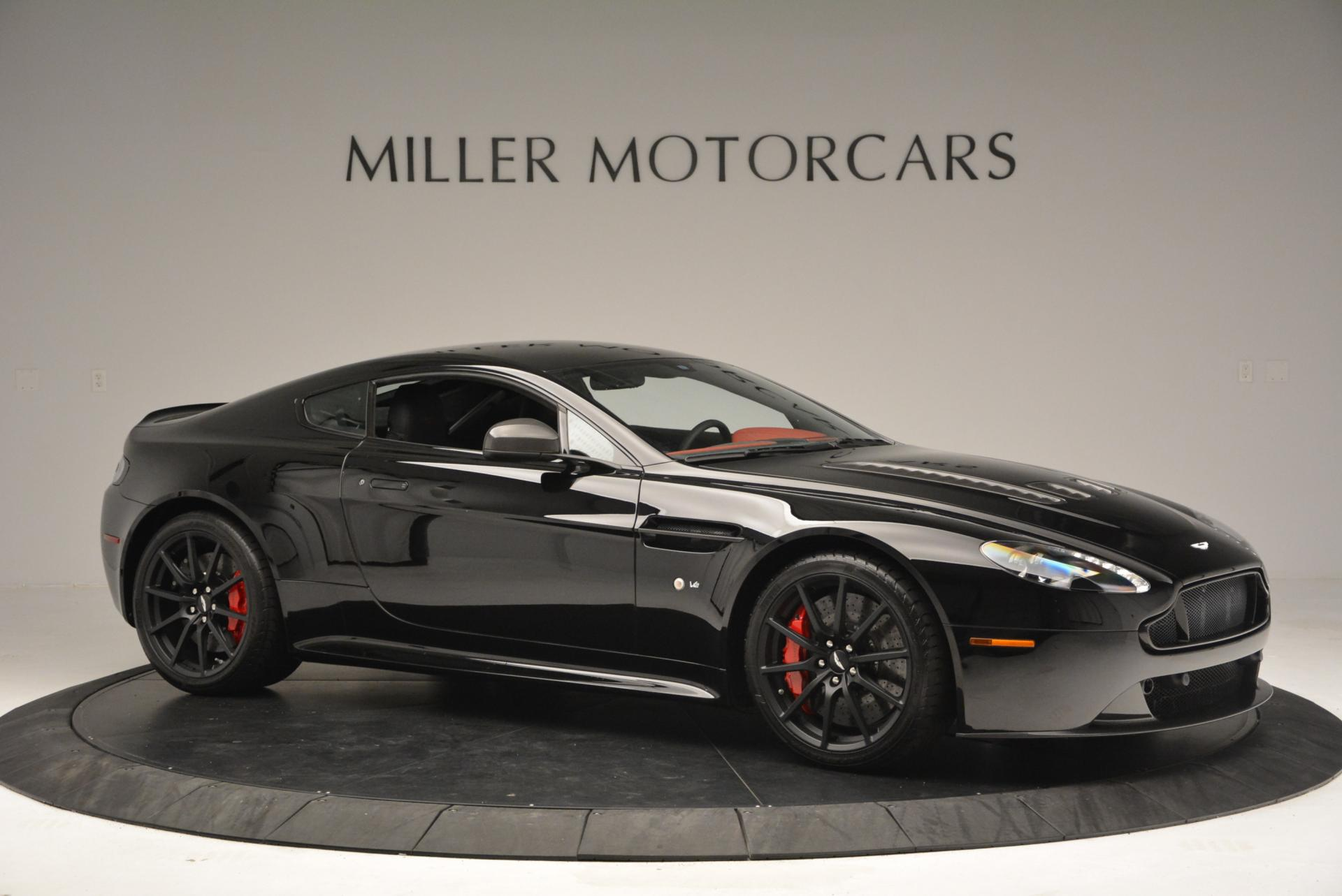 New 2015 Aston Martin V12 Vantage S  For Sale In Westport, CT 103_p10