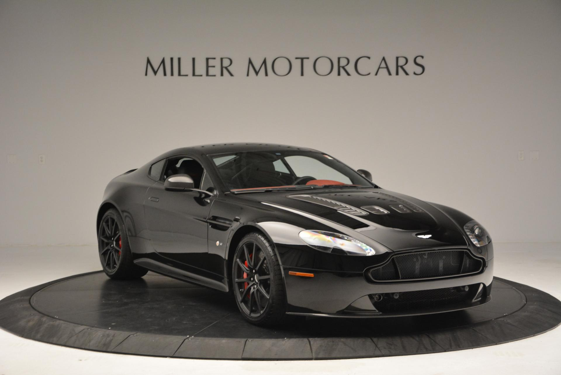 New 2015 Aston Martin V12 Vantage S  For Sale In Westport, CT 103_p11