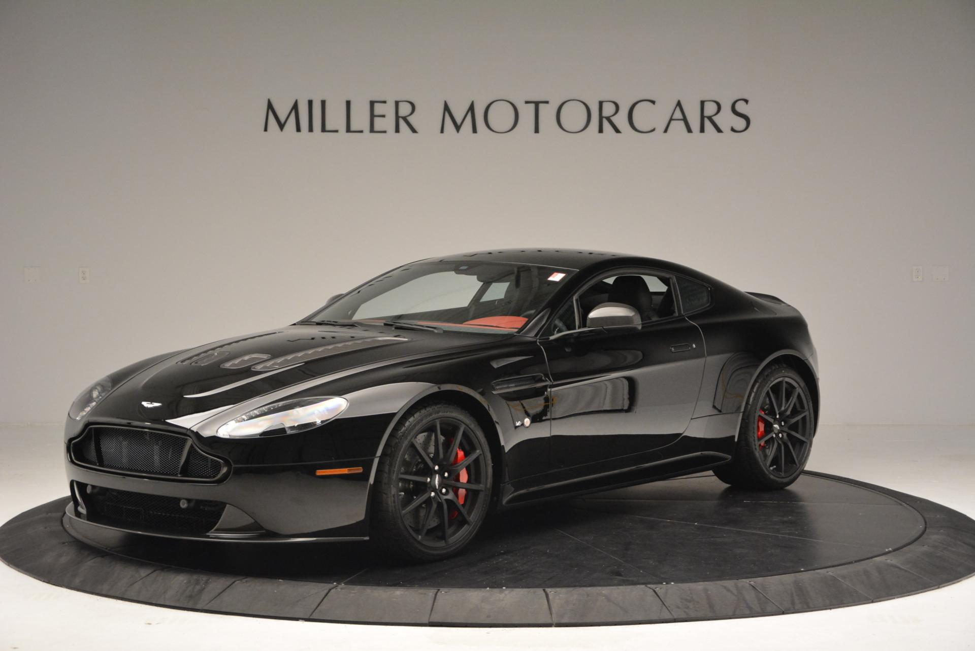 New 2015 Aston Martin V12 Vantage S  For Sale In Westport, CT 103_p2
