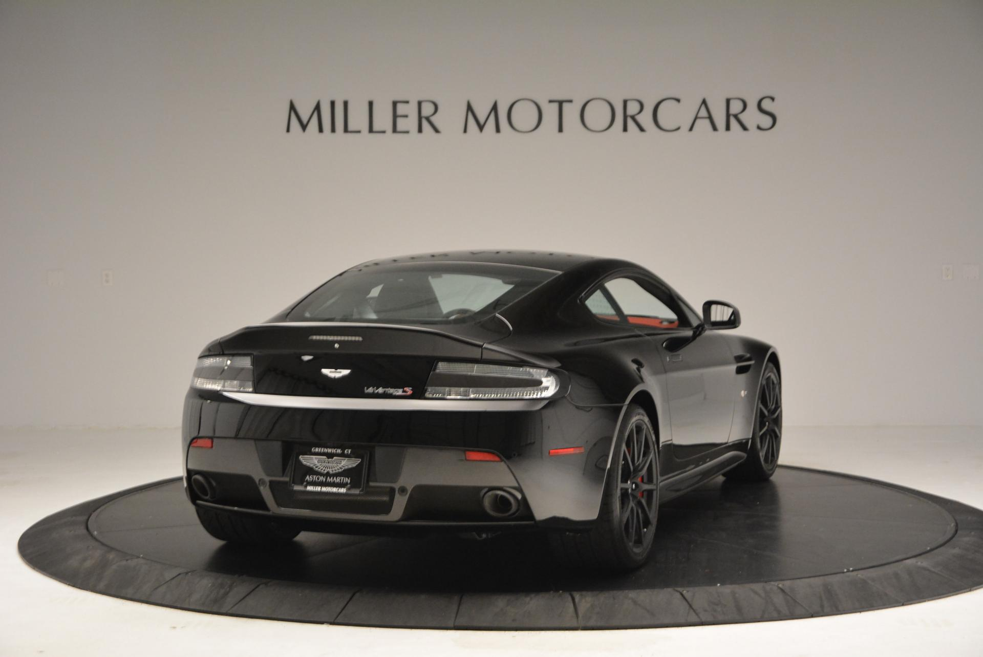New 2015 Aston Martin V12 Vantage S  For Sale In Westport, CT 103_p7