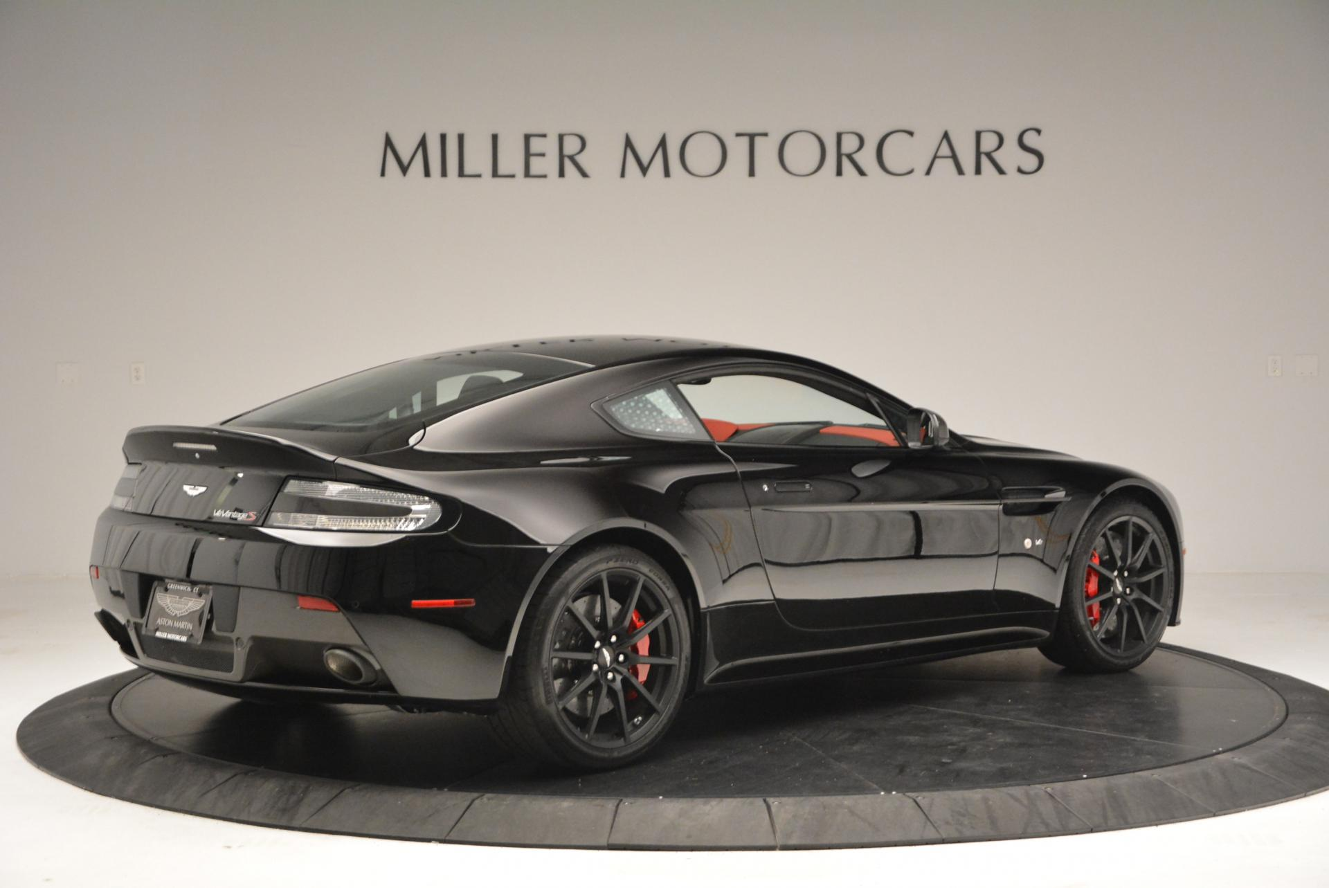 New 2015 Aston Martin V12 Vantage S  For Sale In Westport, CT 103_p8