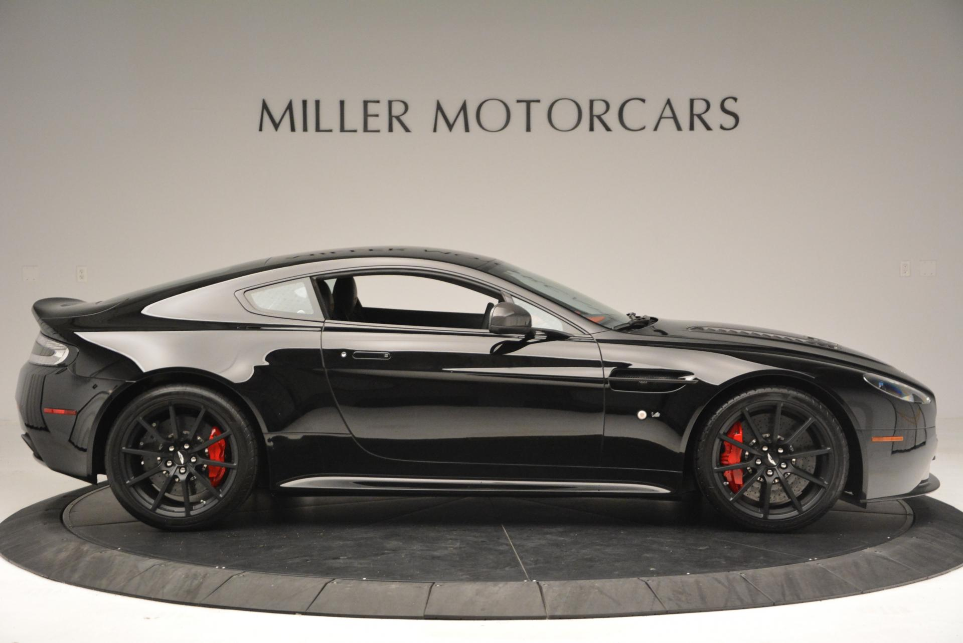 New 2015 Aston Martin V12 Vantage S  For Sale In Westport, CT 103_p9