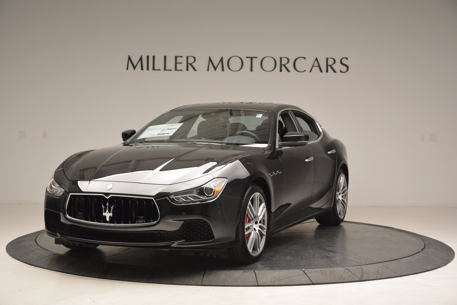 New 2017 Maserati Ghibli SQ4 For Sale In Westport, CT 1033_main