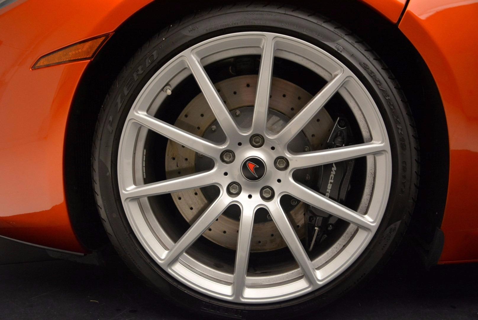 Used 2012 McLaren MP4-12C  For Sale In Westport, CT 1035_p15